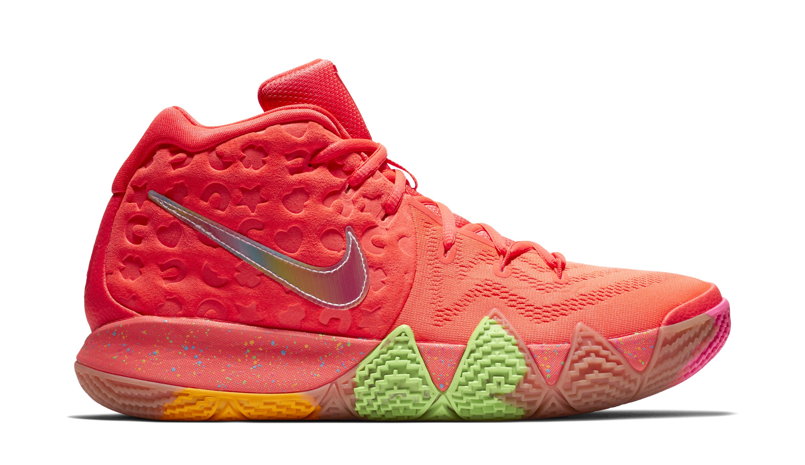 check out 9fe75 85485 Nike Kyrie 4 'Cereal Pack' House of Hoops Early Release Date ...