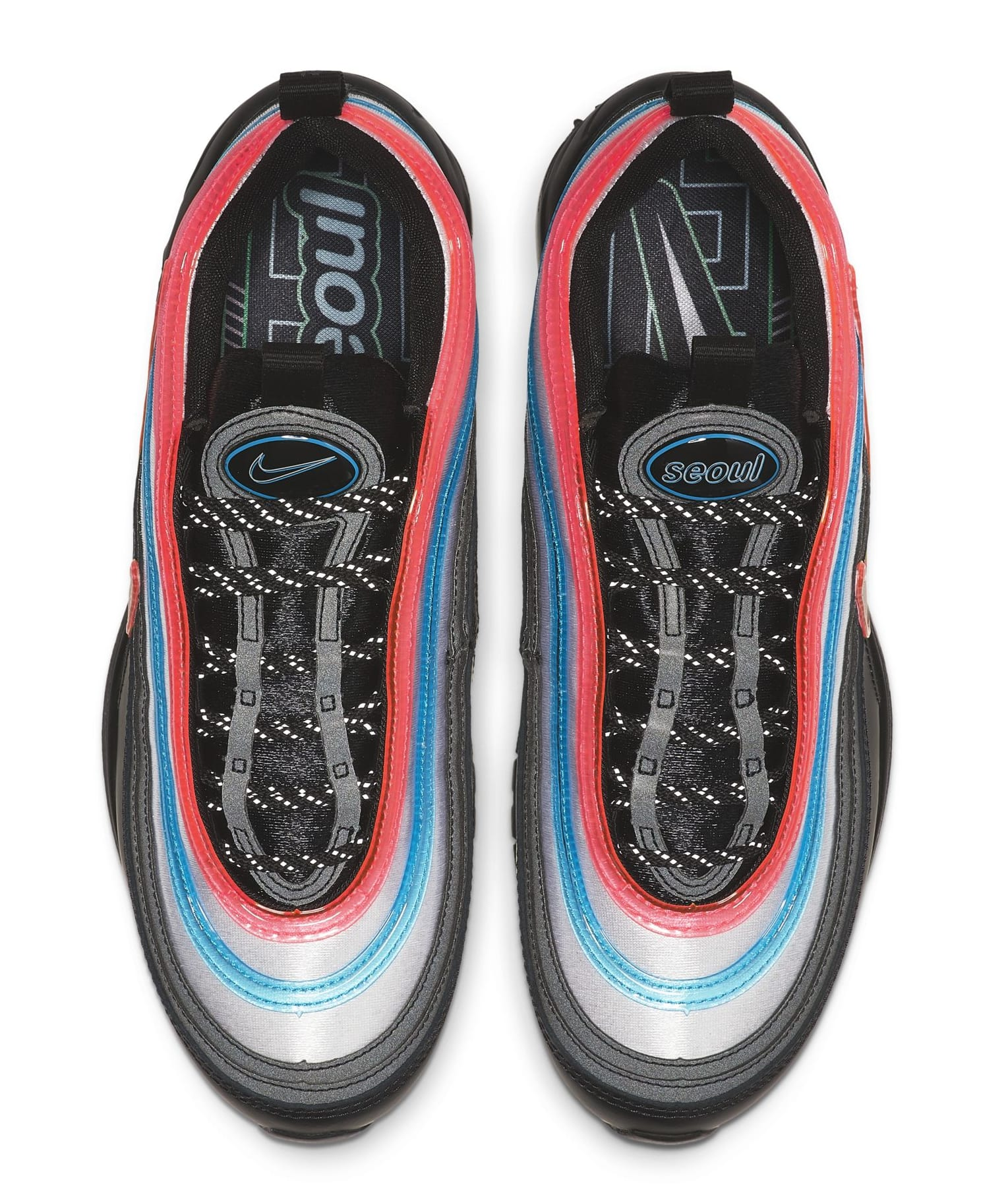 cbc805d3 Nike Air Max 97 'Neon Seoul' Release Date April 2019 | Sole Collector