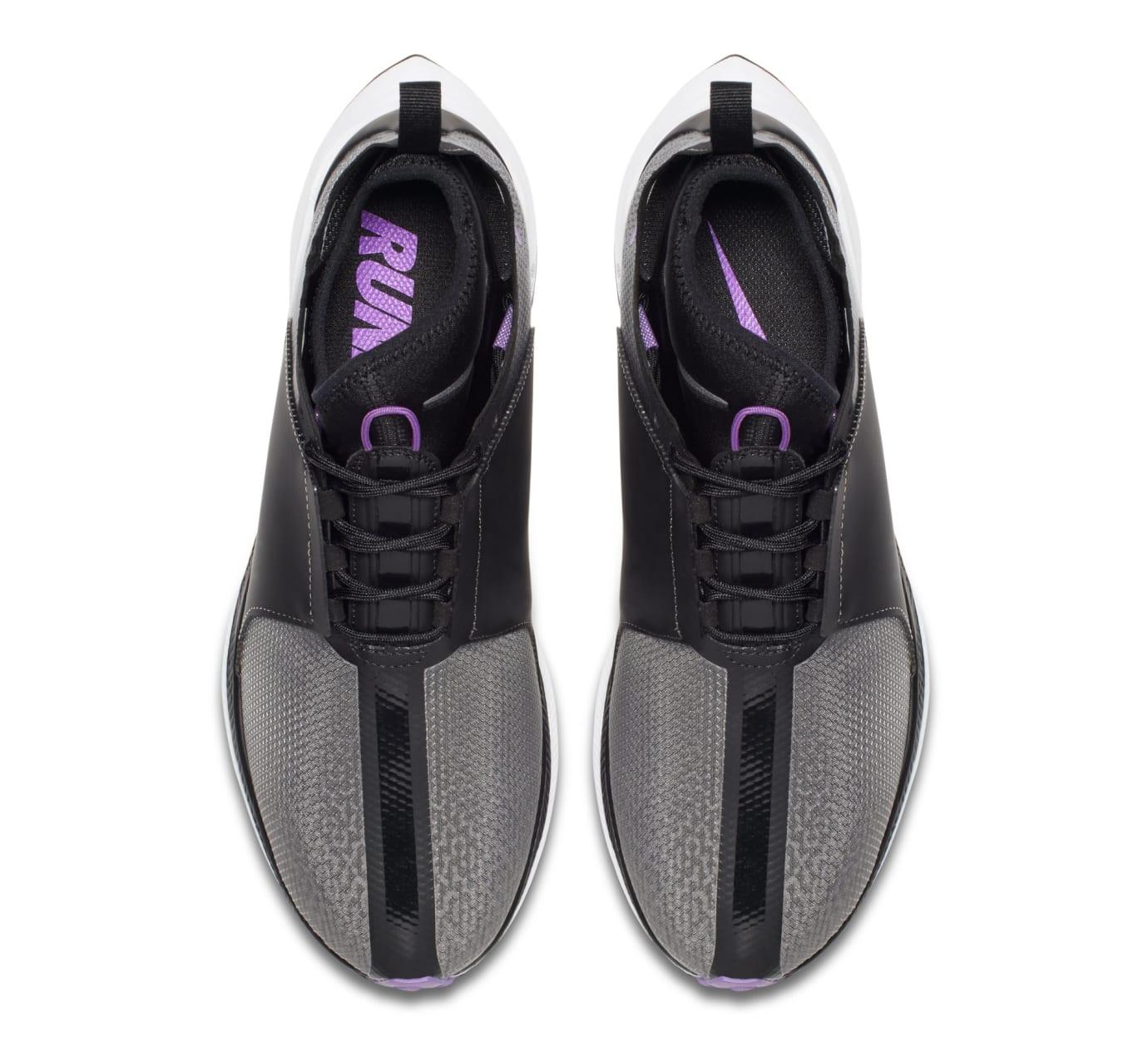 Nike Zoom Pegasus Turbo XX 'Black/Bright Violet' WMNS AR4347-001 (Top)