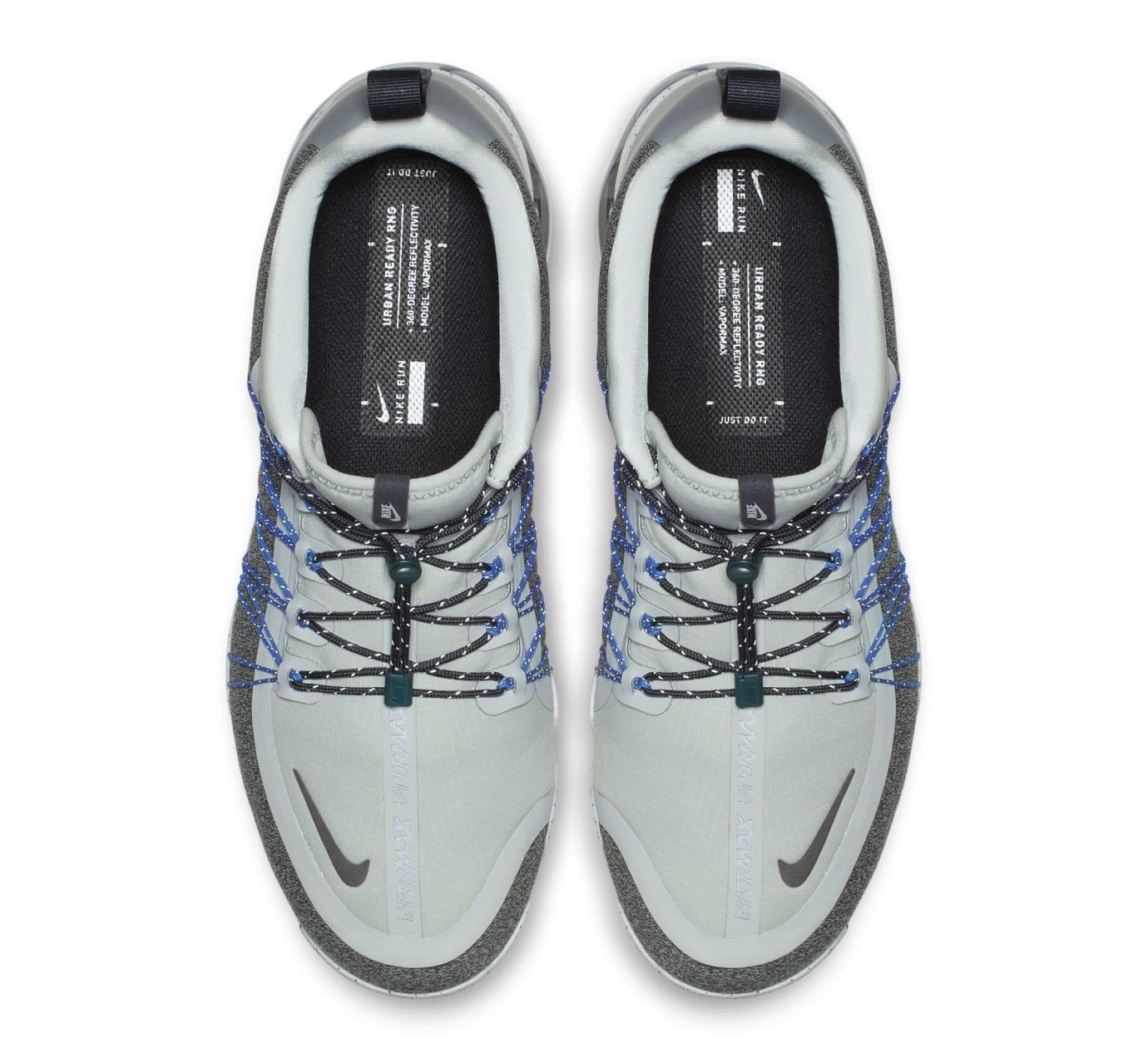 Nike Air VaporMax Run Utility 'Grey' (Top)