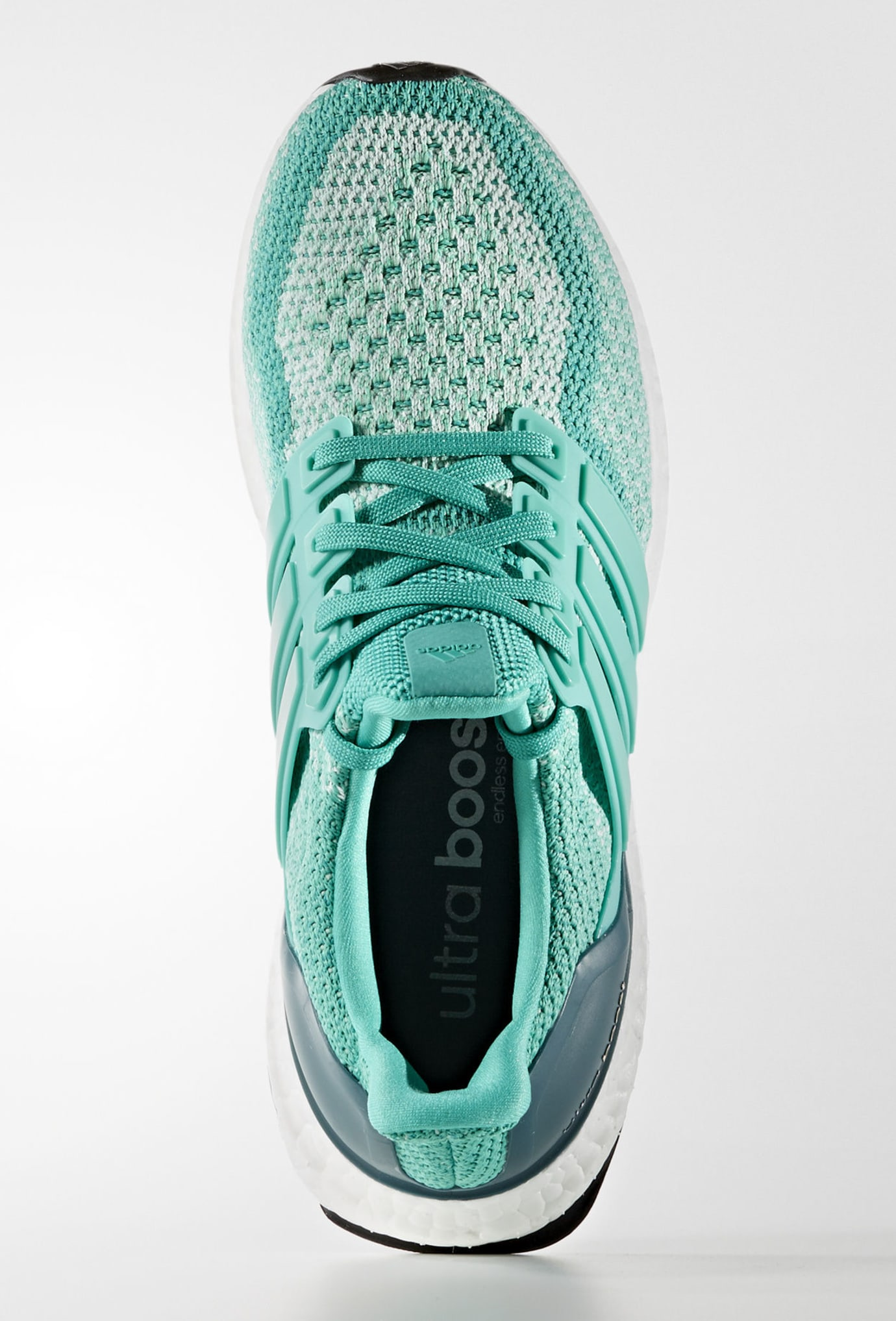 outlet store cb6ff 866f0 Image via Adidas adidas-womens-ultra-boost-2-0-shock-mint-