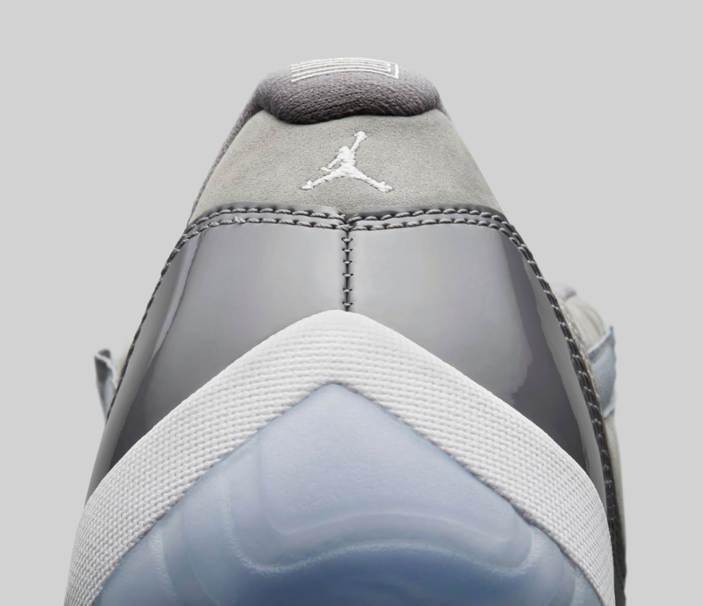 a6921f4ebaaa85 Air Jordan 11 XI Low Cool Grey 2018 Release Date 528895-003