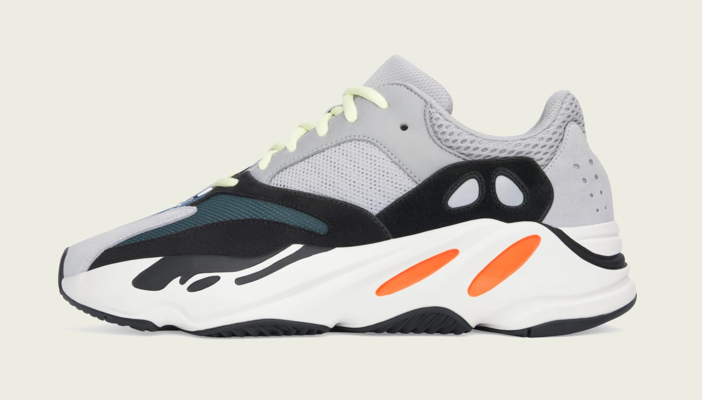 Adidas Yeezy Boost 700 'Wave Runner' B75571 (Medial)