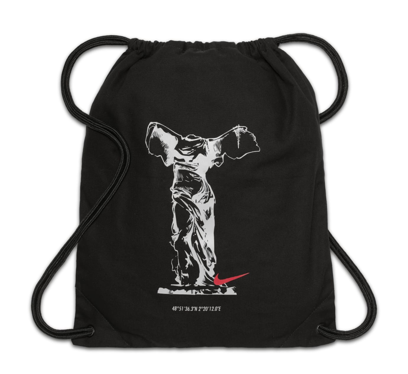 Nike Moon Racer 'Black/White/Wolf Grey' AQ4121-001 (Dust Bag)