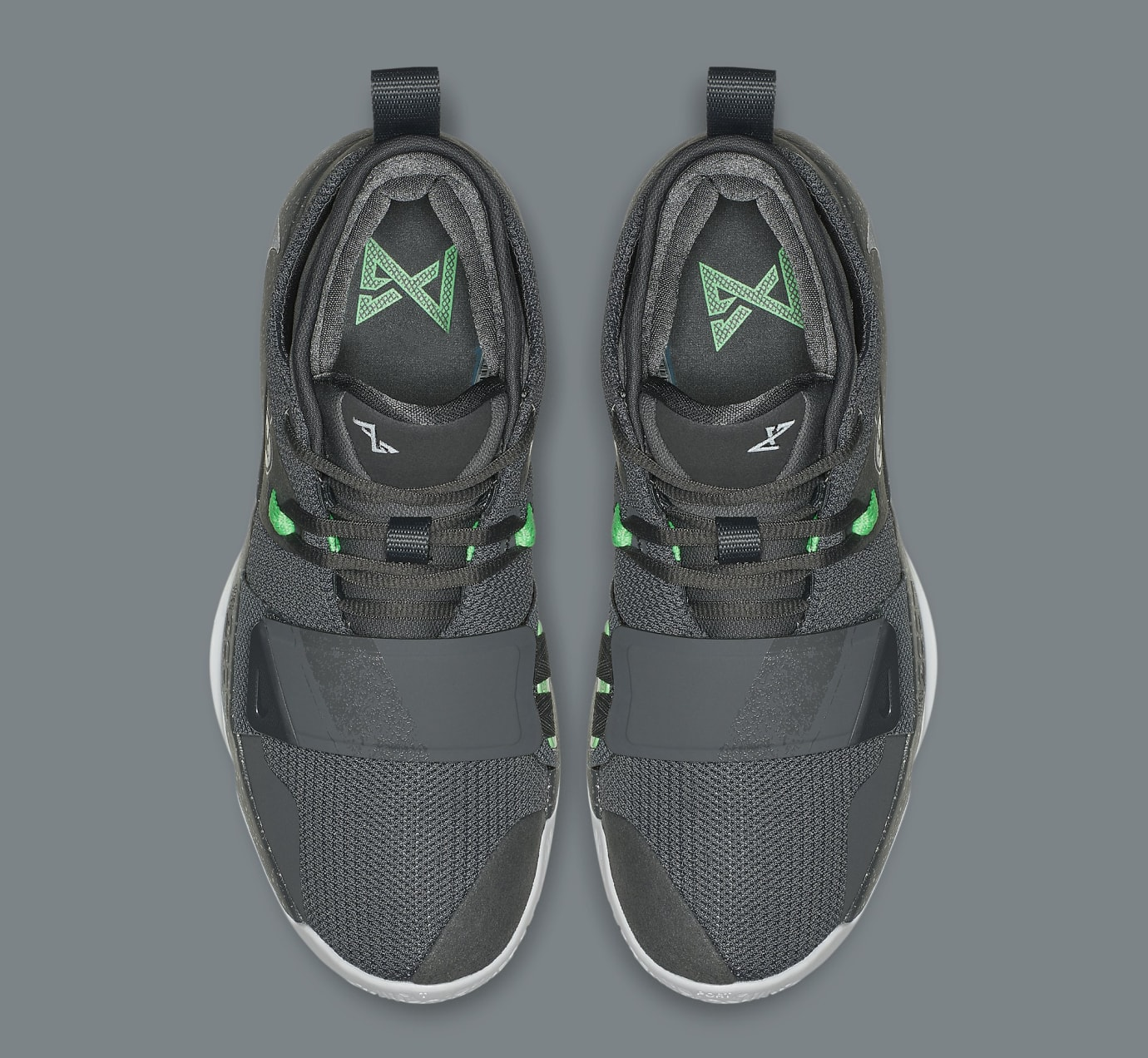 info for 0efdc 0bf15 Nike PG 2.5 Grey Green Release Date BQ8452-007 | Sole Collector