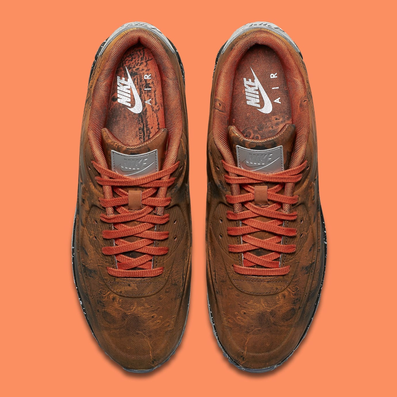 Nike Air Max 90 Mars Landing Release Date CD0920-600 Top
