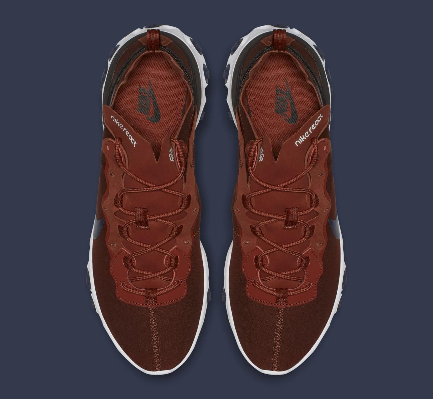 Nike React Element 55 'Brown' BQ6166-600 (Top)
