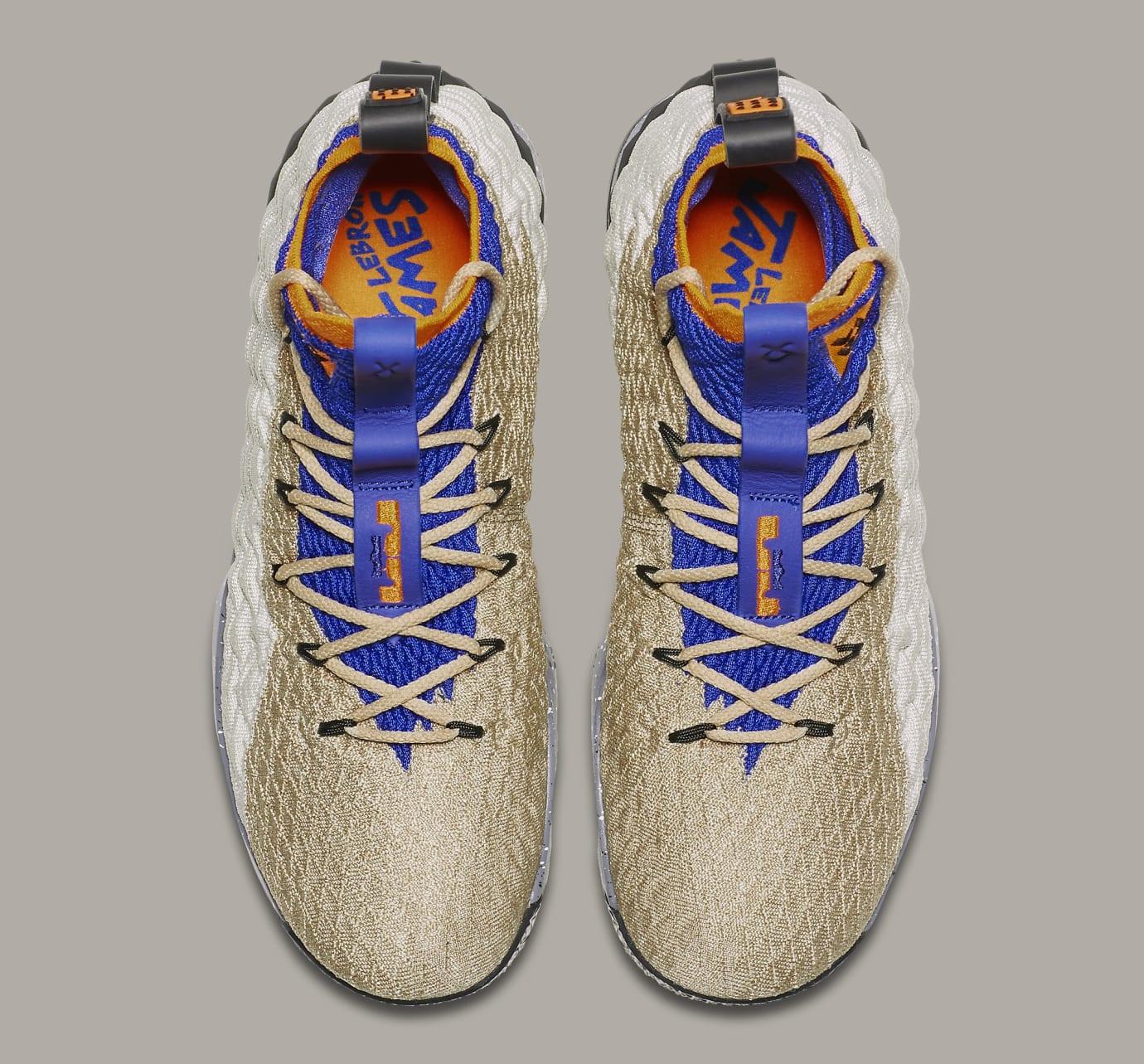a2b09329f94 Nike LeBron 15 ACG Mowabb Release Date AR4831-900