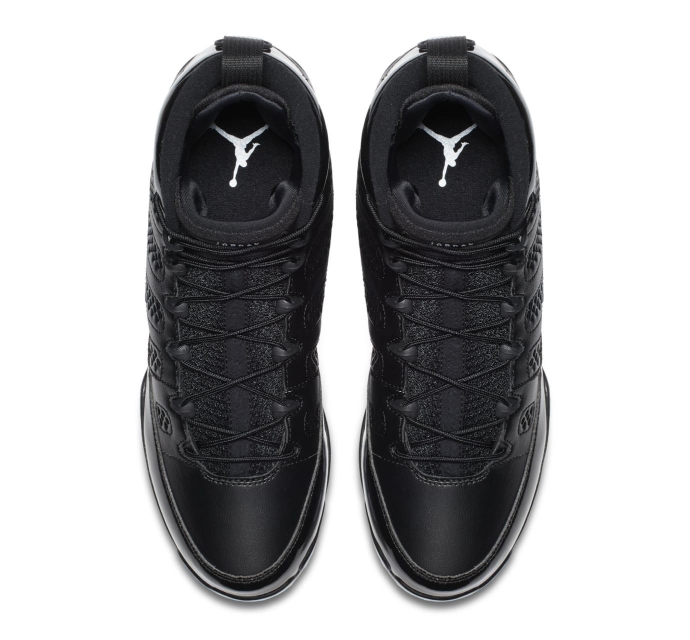 Air Jordan 9 IX MCS Baseball Cleats Black Top