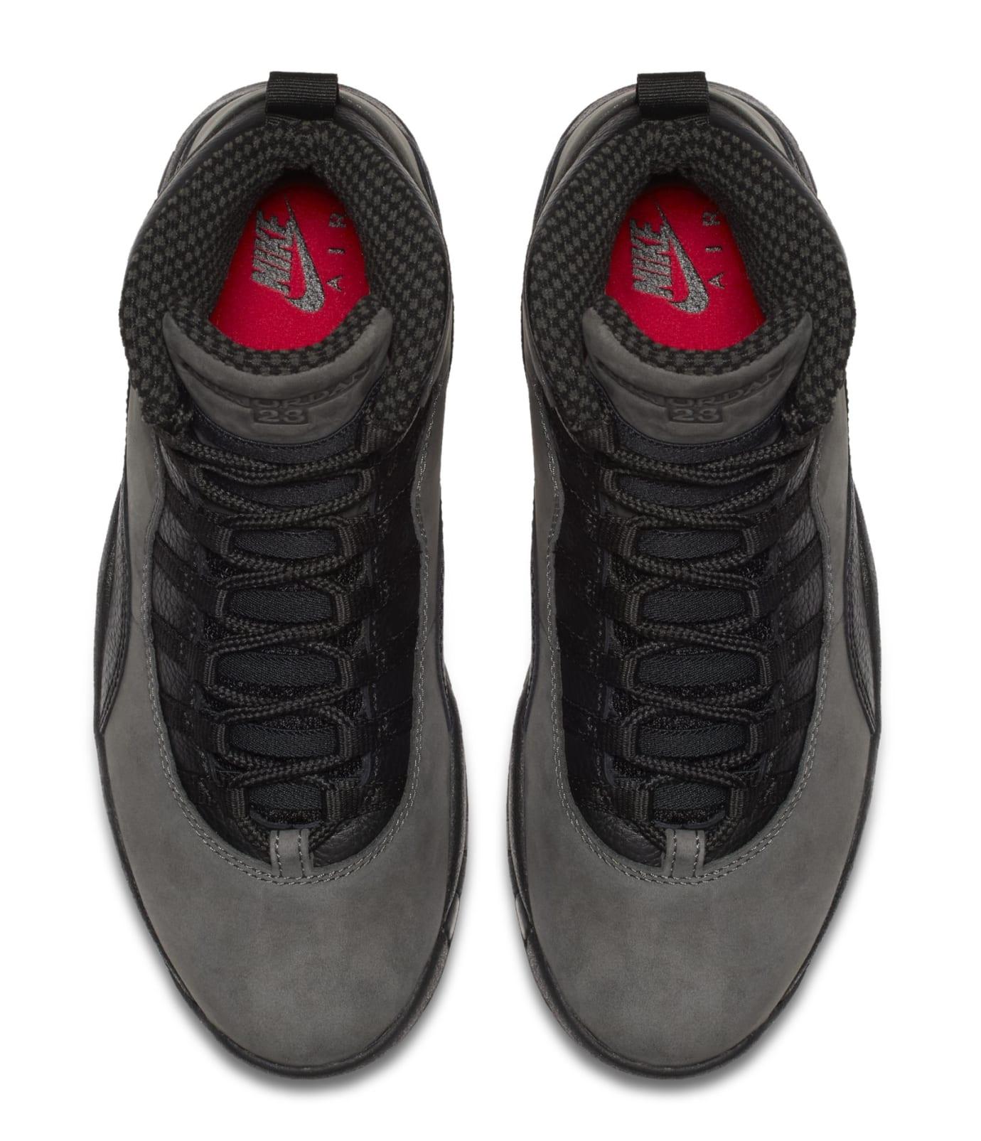243dceea029 Air Jordan 10 X Shadow 2018 Release Date 310805-002   Sole Collector
