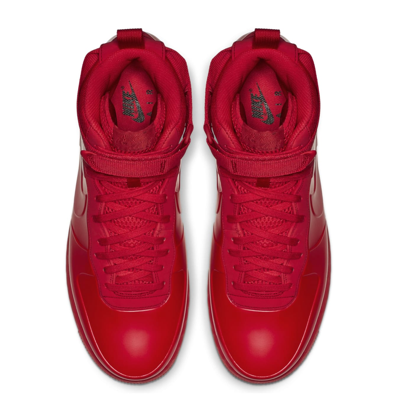 cc3794b8705df Image via Nike US11 Nike Air Force 1 Foamposite  Red  Release Date