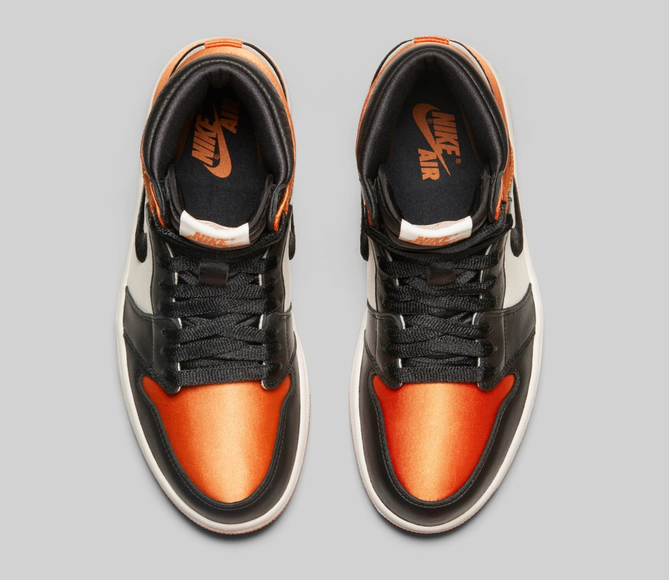 9f9d1b363c9043 Image via Nike Air Jordan 1 Satin  Shattered Backboard  AV3725-010 (Top)