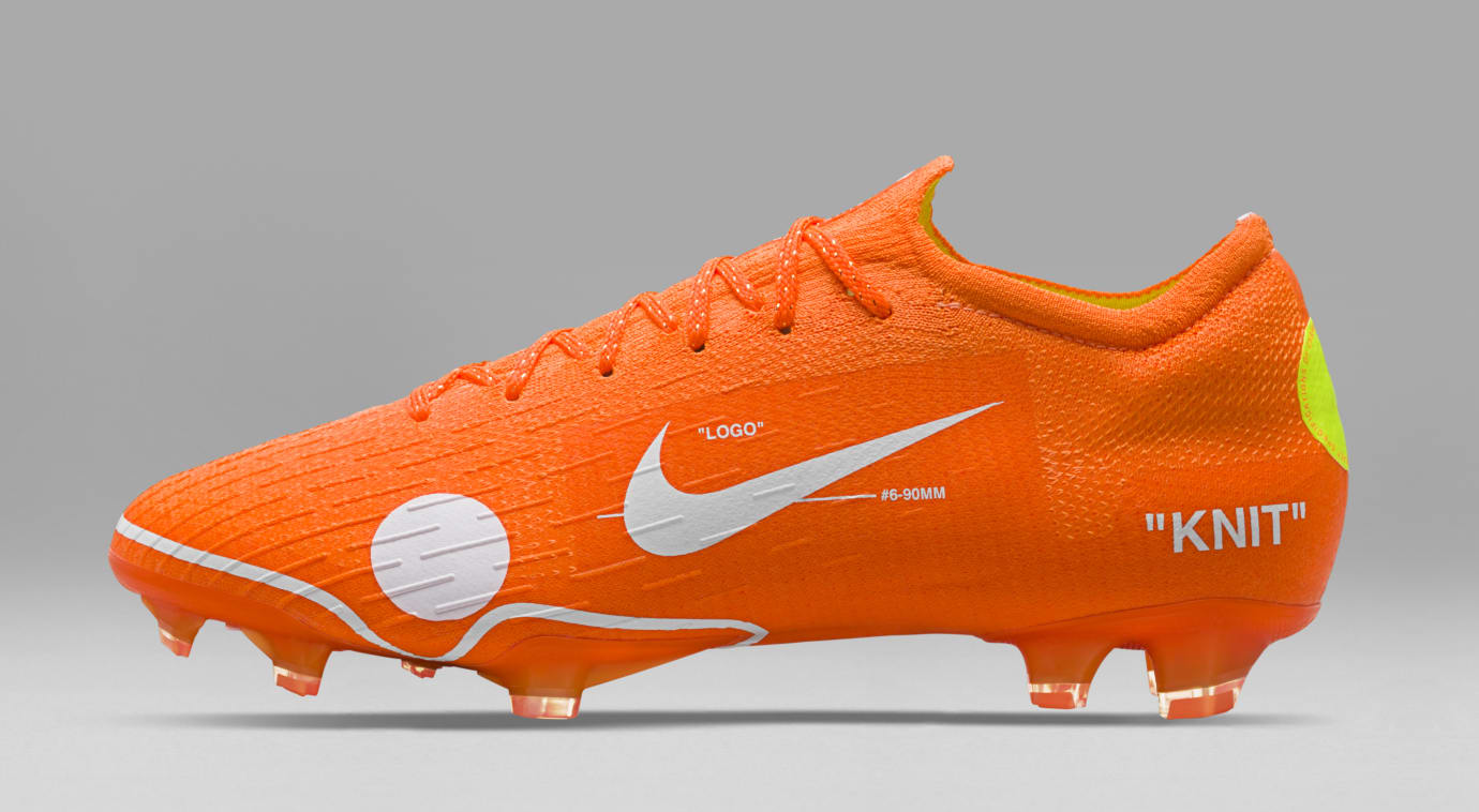 uk availability 9ed37 5a783 Off-White x Nike Mercurial Vapor 360 Release Date | Sole ...