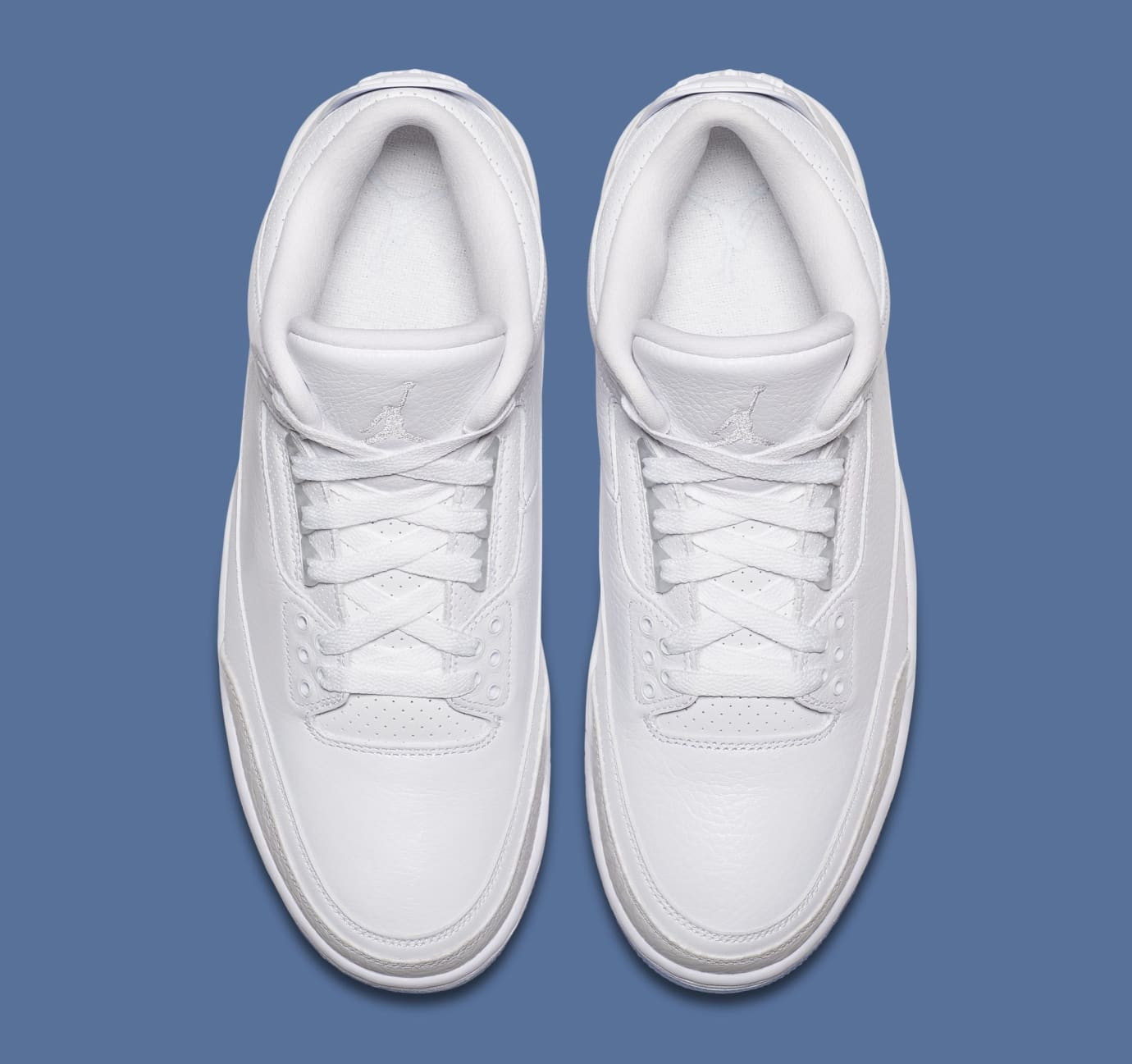 check out c3a85 0b37a Air Jordan 3 'Triple White' 136064-111 Release Date | Sole ...