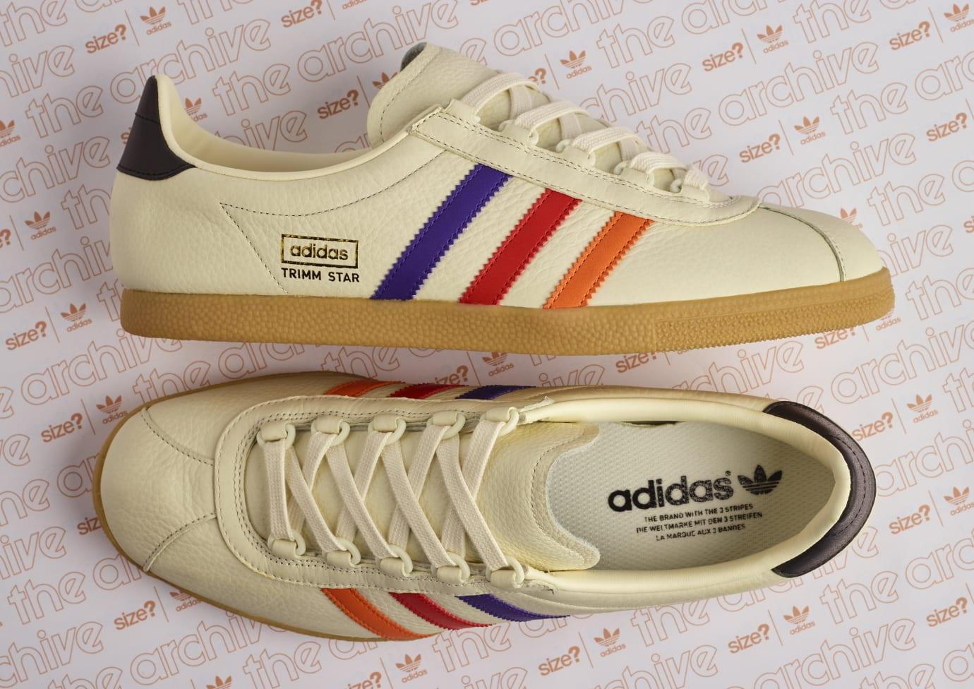 innovative design 34b20 c97de Image via size  size  exclusive Adidas Originals Archive Trimm Star  VHS  3