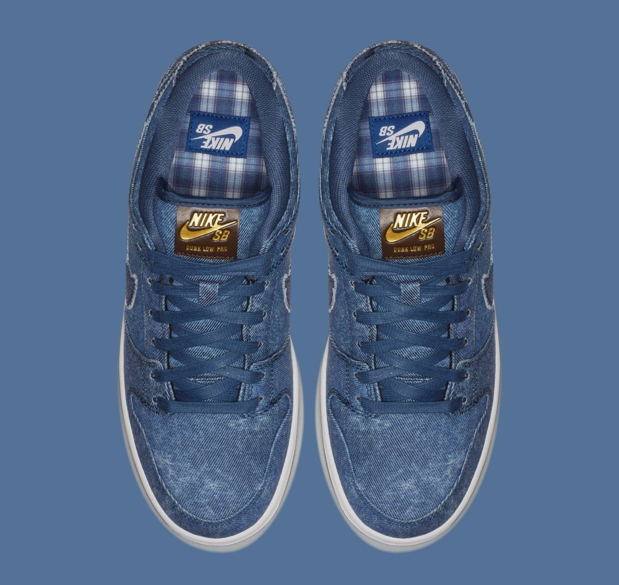 Nike SB Dunk Low 'Biggie' 883232-441 (Top)