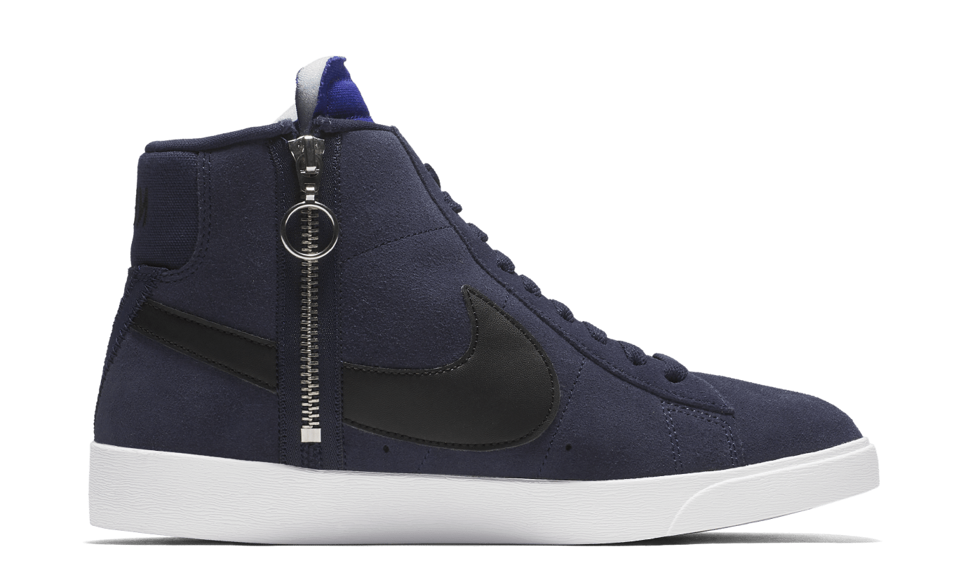 Nike WMNS Blazer Rebel 'Blackened Blue' BQ4022-401 (Medial)