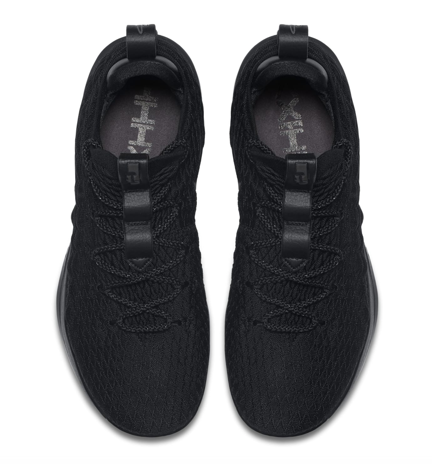 quality design db6e4 1855c Nike LeBron 15 Low 'Triple Black' Release Date Aug. 2018 ...