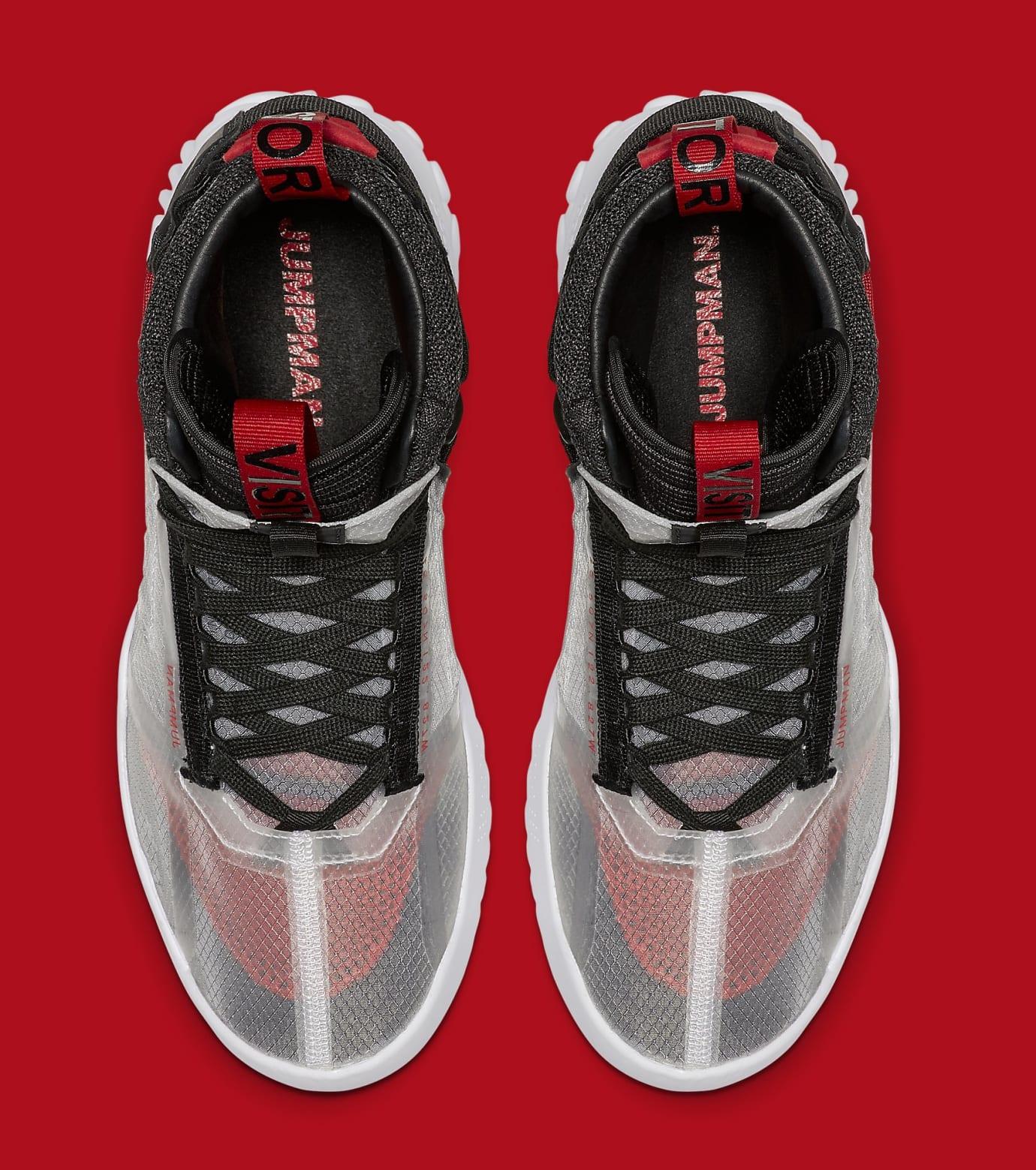 87b5d29944d Jordan Apex Utility Black Red Release Date BQ7147-006 | Sole Collector