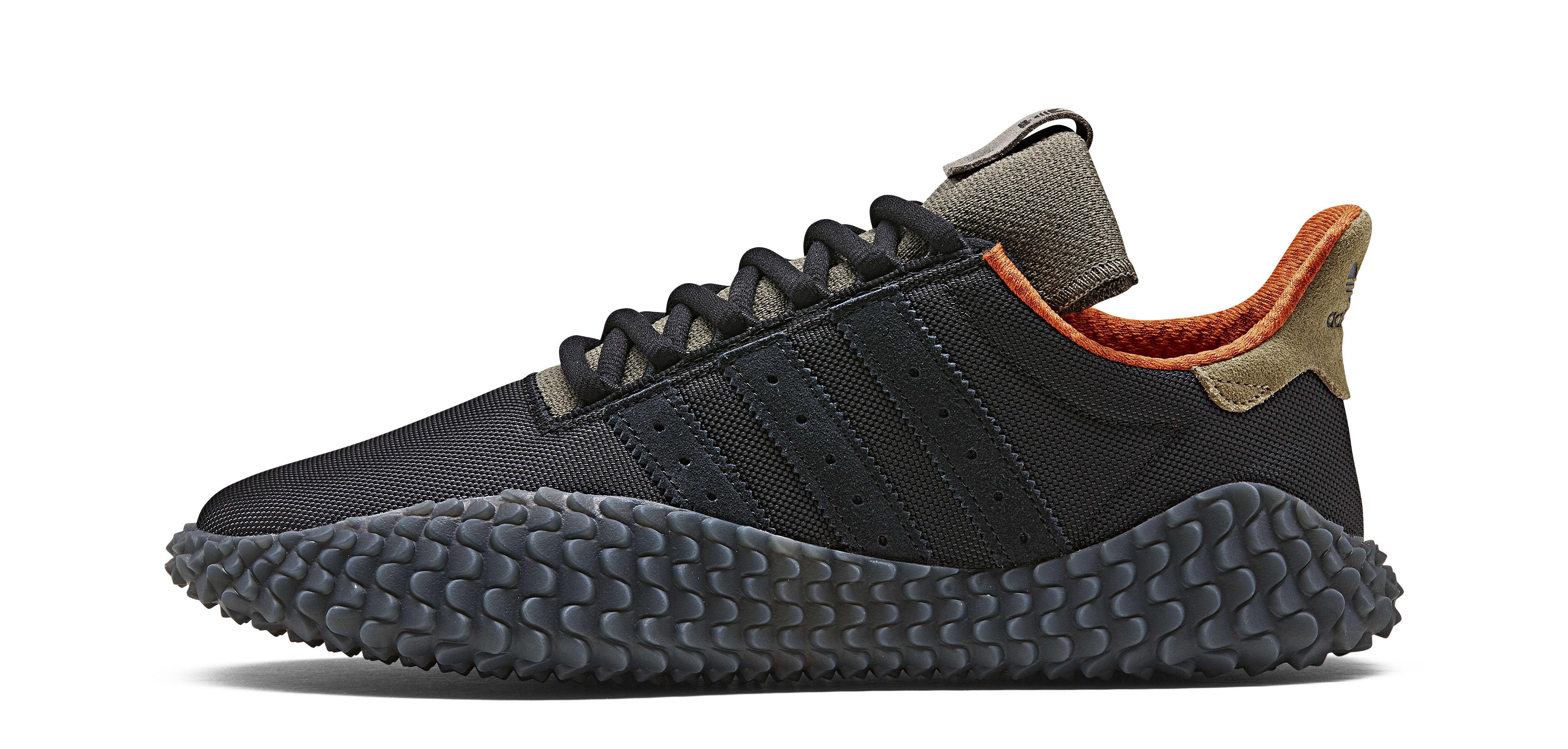 Bodega x Adidas Kamanda BB9243 (Lateral)