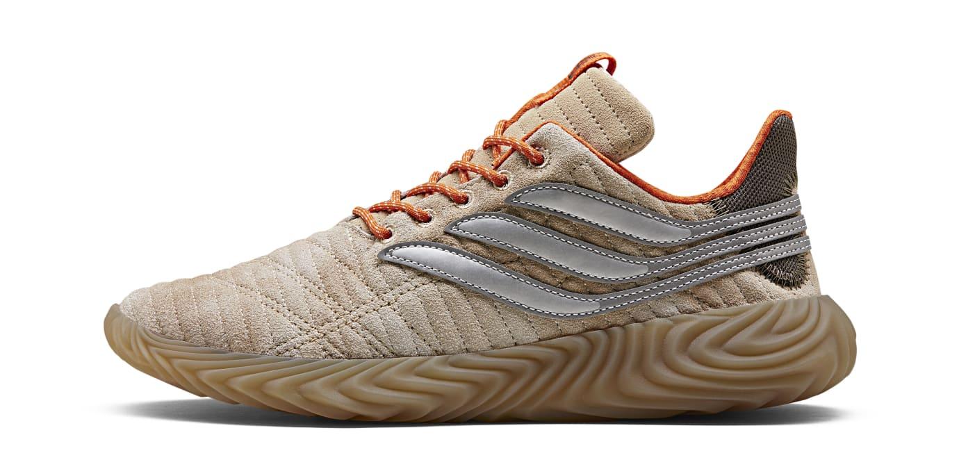 Bodega x Adidas Sobakov BC0818 (Lateral)