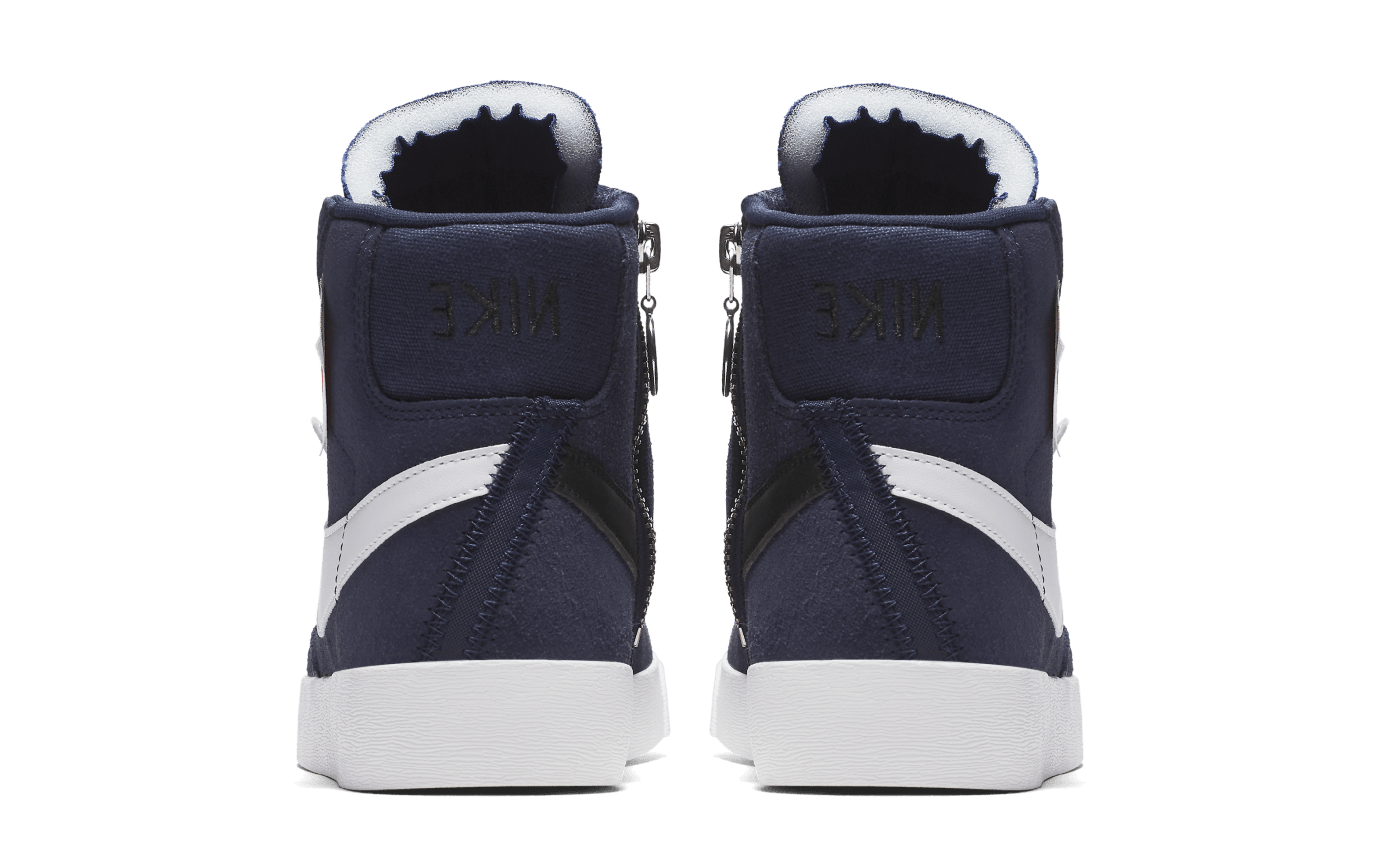 Nike WMNS Blazer Rebel 'Blackened Blue' BQ4022-401 (Heel)