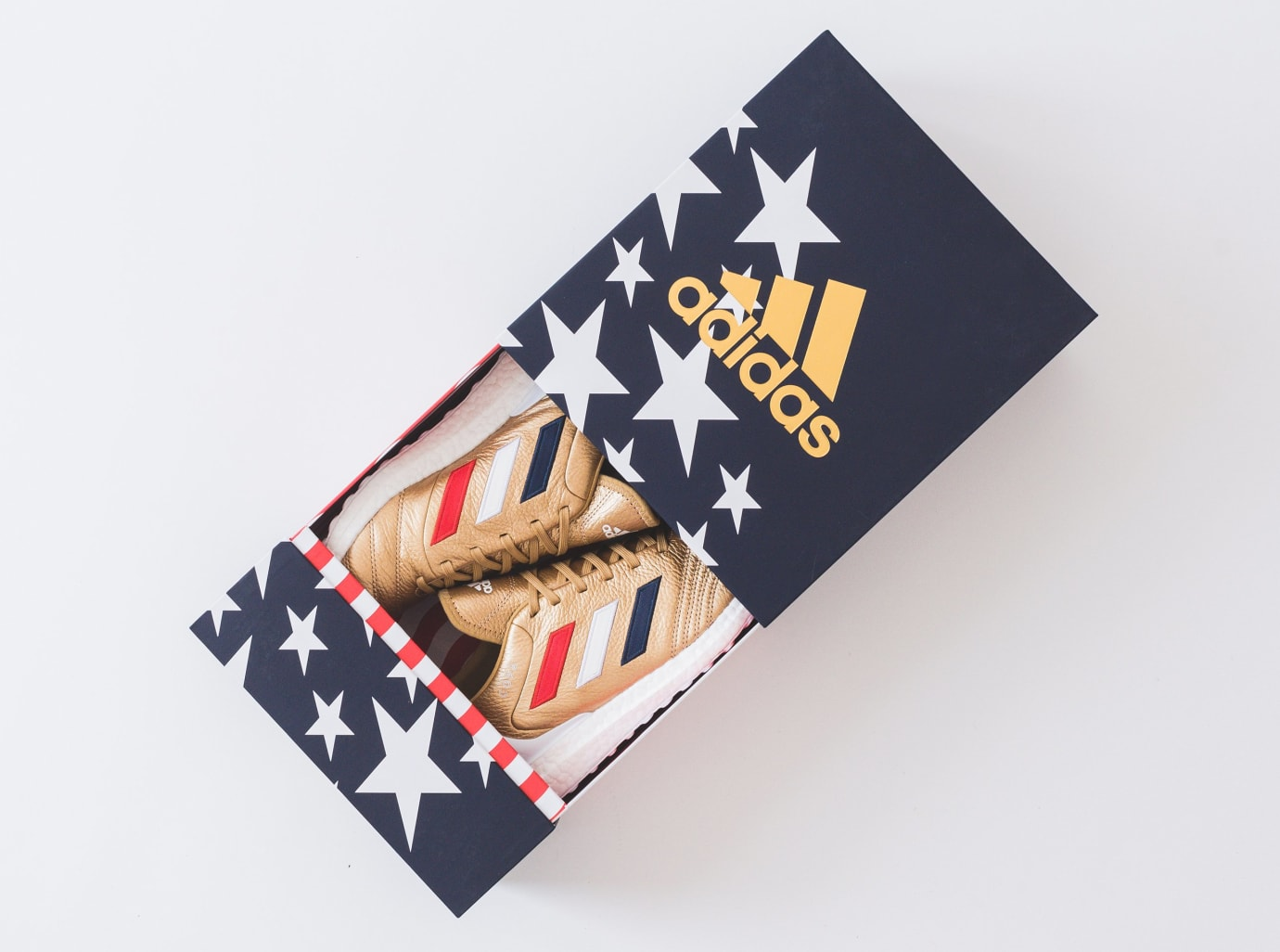 Kith x Adidas Soccer Copa Mundial 18 Ultra Boost (Packaging)