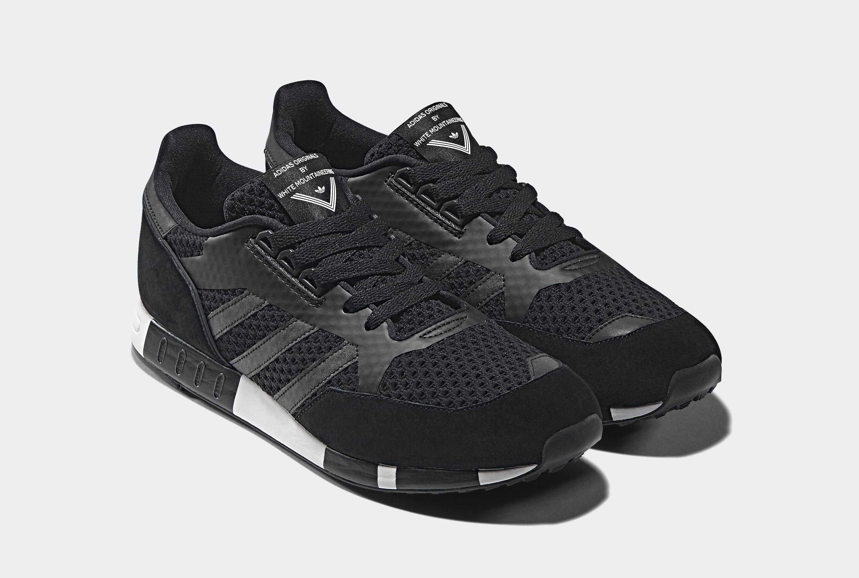 Adidas by White Mountaineering Boston Super Primeknit sneakers - Black