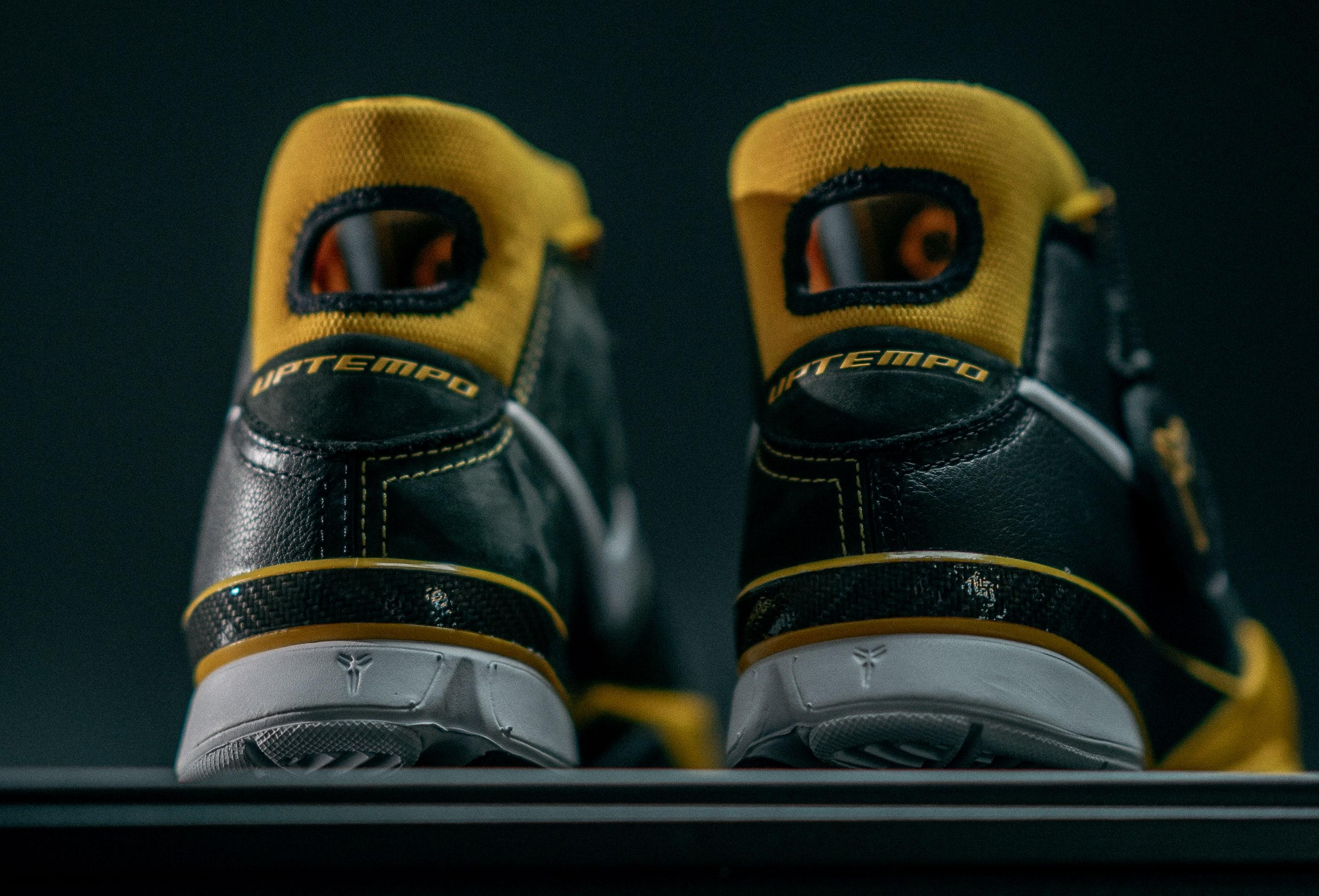 Nike Kobe 1 Protro Heel