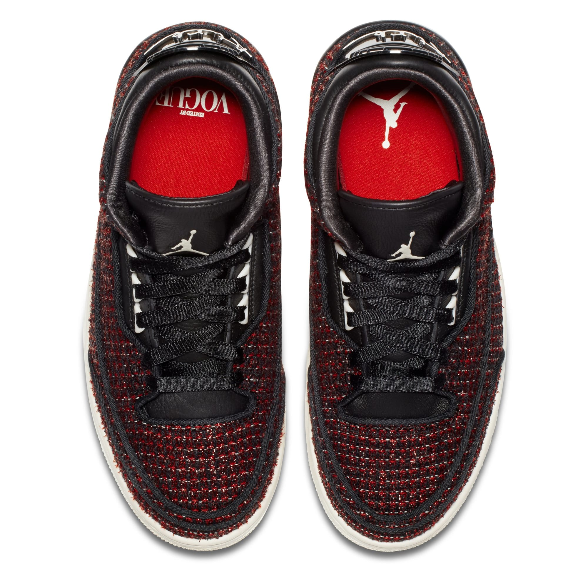 5af20f8223e Image via Nike Air Jordan 3 SE AWOK 'University Red/Sail/Black' BQ3195-601