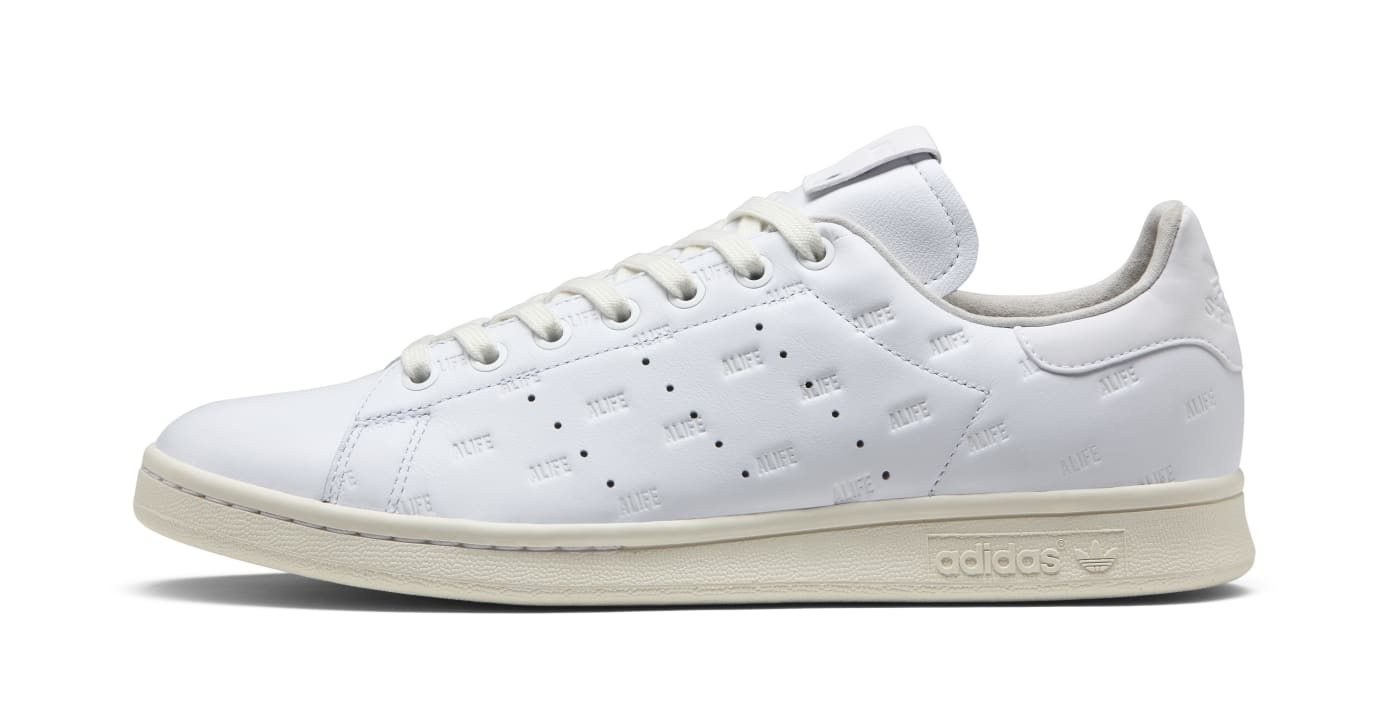 Alife x Starcow Adidas Consortium Exchange Stan Smith (Lateral)