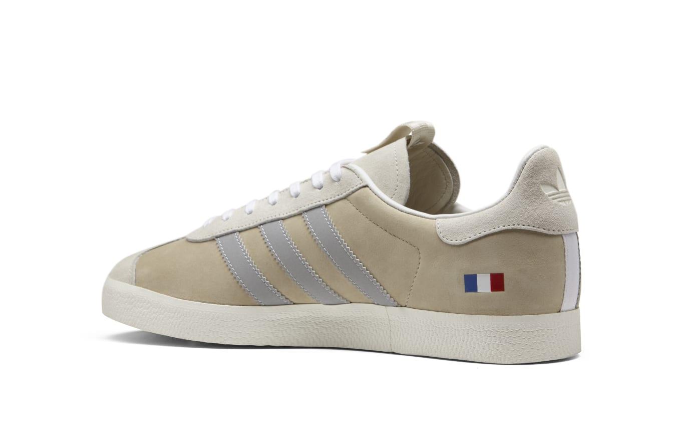 e1d69e85bea670 Image via Adidas Alife x Starcow Adidas Consortium Exchange Gazelle  (Lateral Heel)