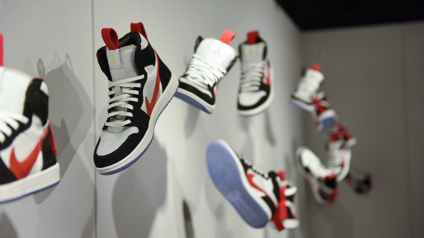 Shoe Surgeon Air Jordan 1 Mars Yard Release Date