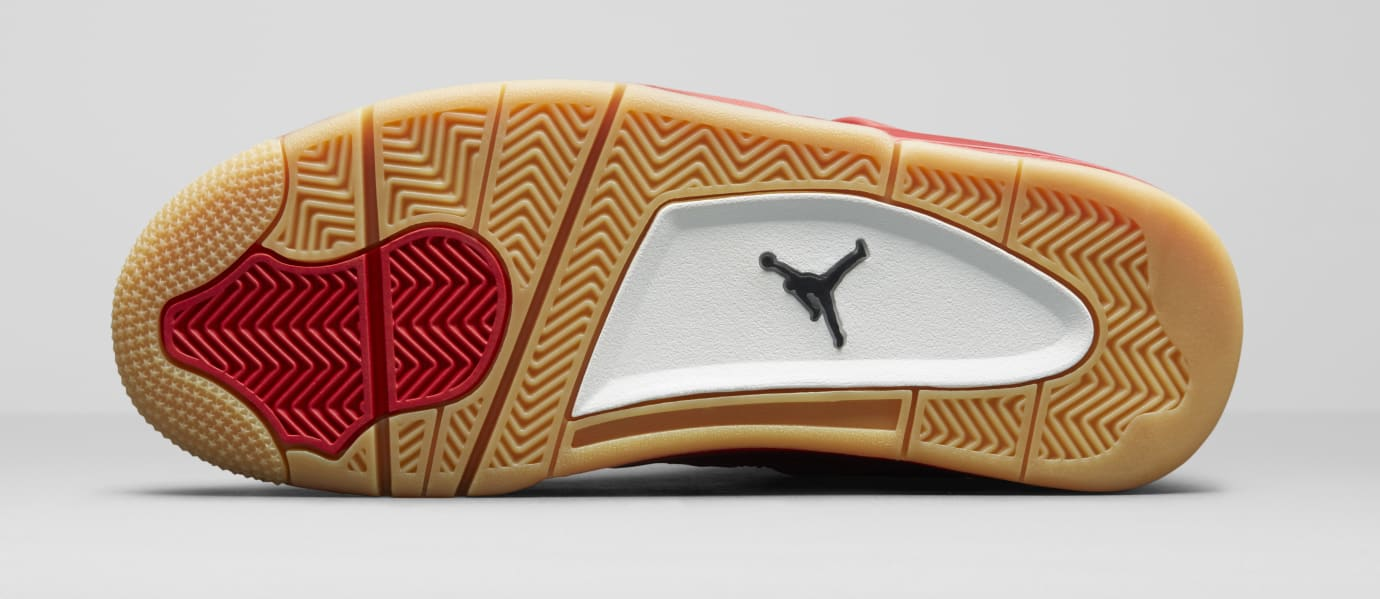 Air Jordan 4 NRG 'Fire Red' AV3914-600 (Bottom)