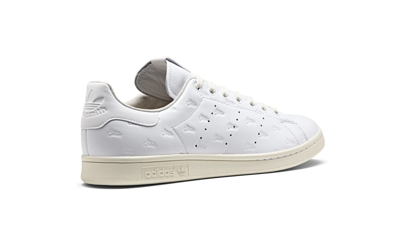 Alife x Starcow Adidas Consortium Exchange Stan Smith (Lateral Heel)