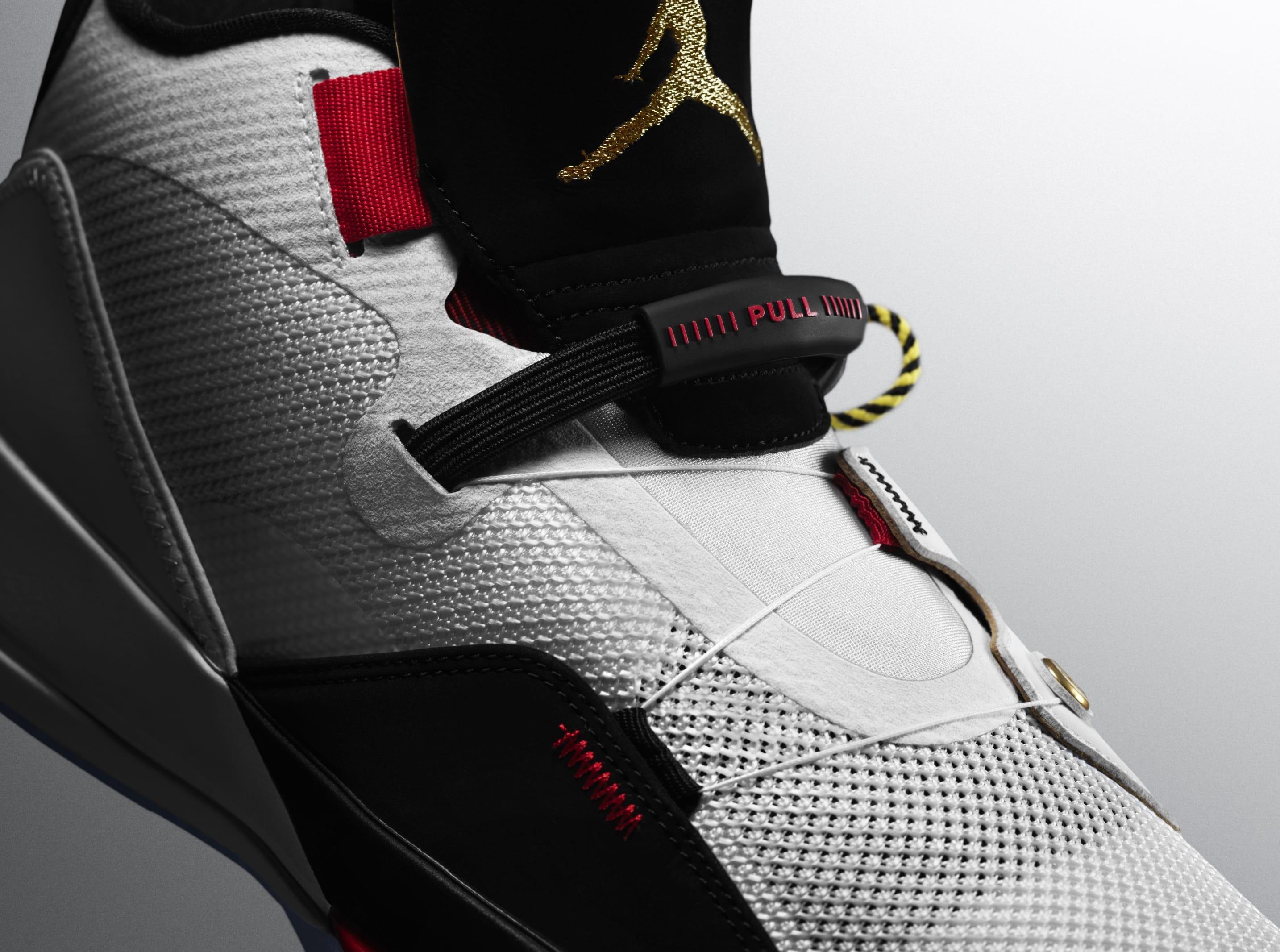 Đây là Air Jordan 33, mẫu giày bóng rổ độc nhất, chưa từng thấy từ trước đến nay - Ảnh 2.