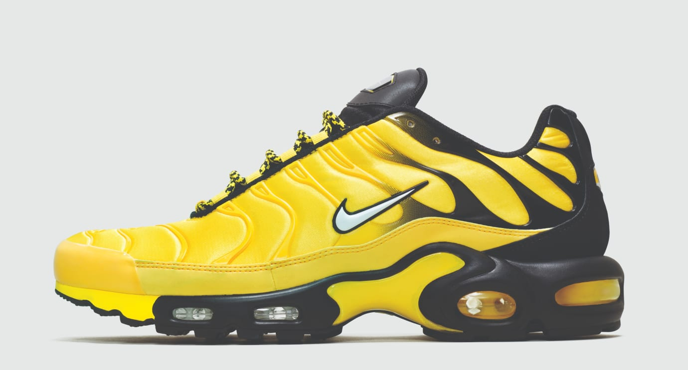 competitive price d9877 6dbea Nike Air Max Plus  Frequency