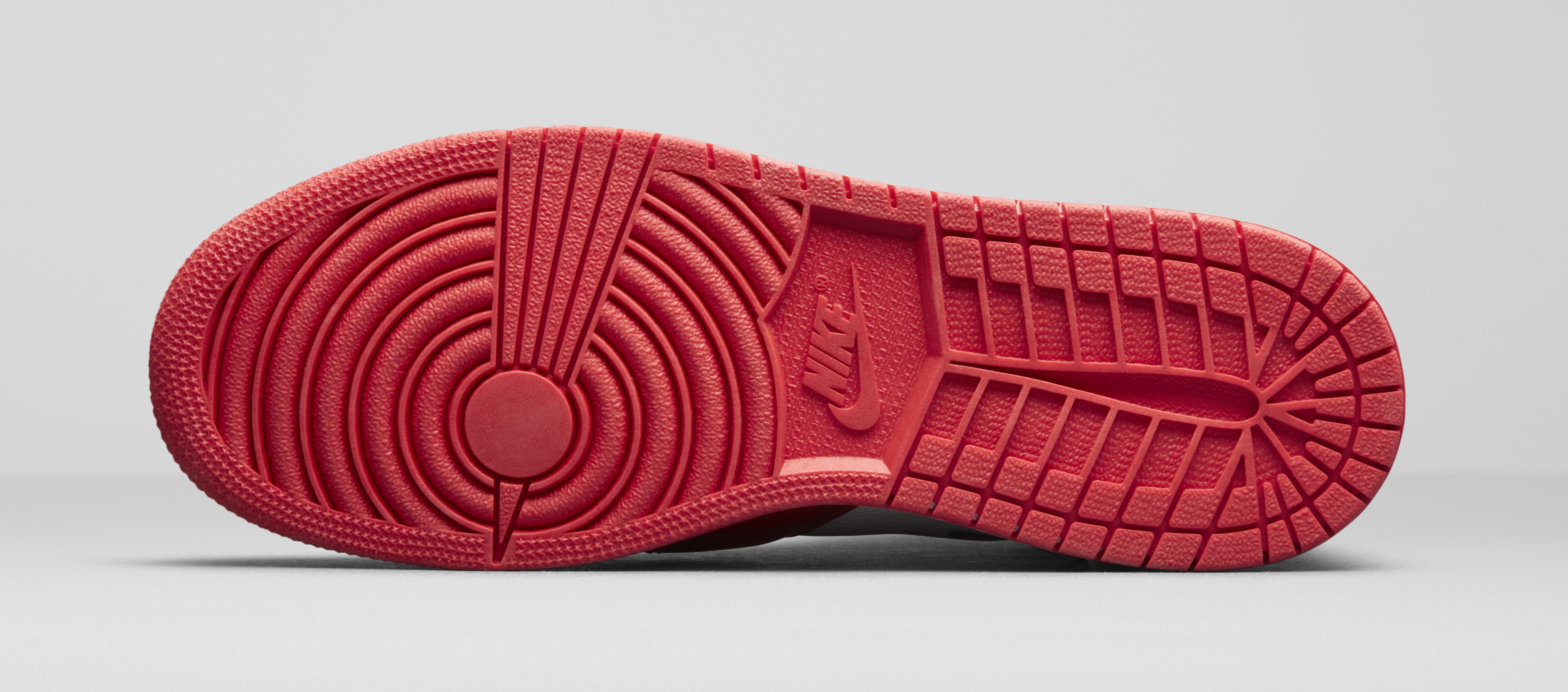 Air Jordan 1 Rebel 'Chicago' AT4151-000 (Bottom)