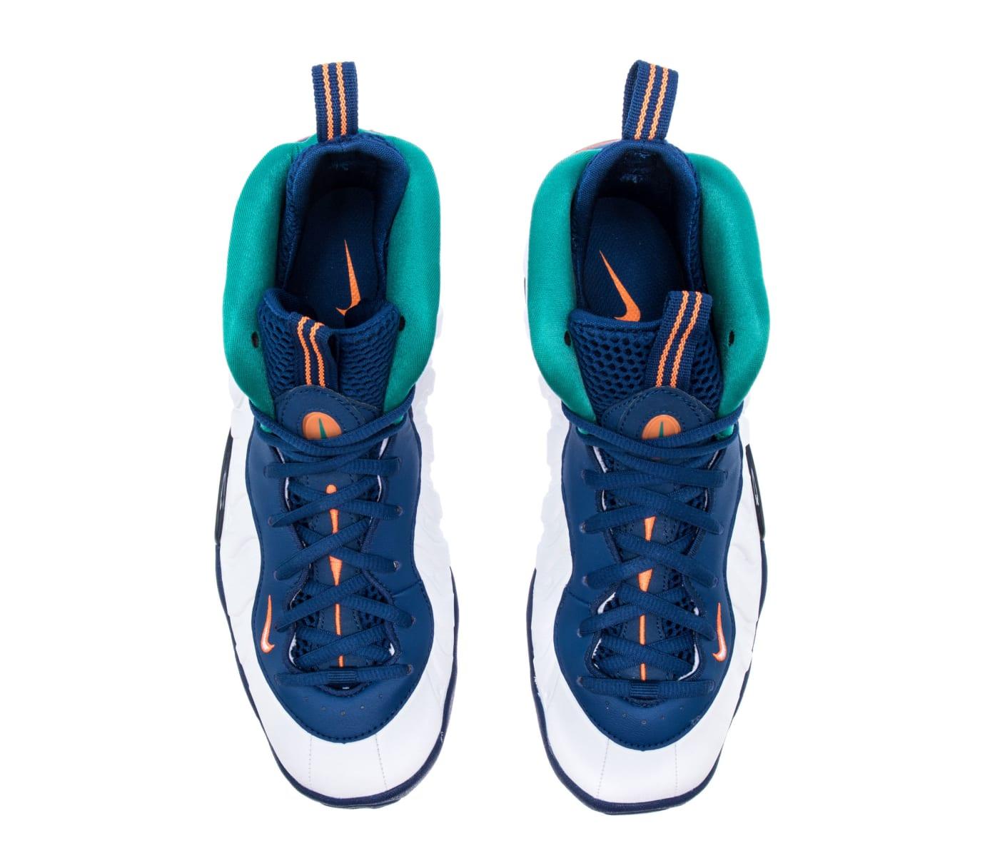 Nike Little Posite Pro 'Gym Blue' 644792-404 (Top)