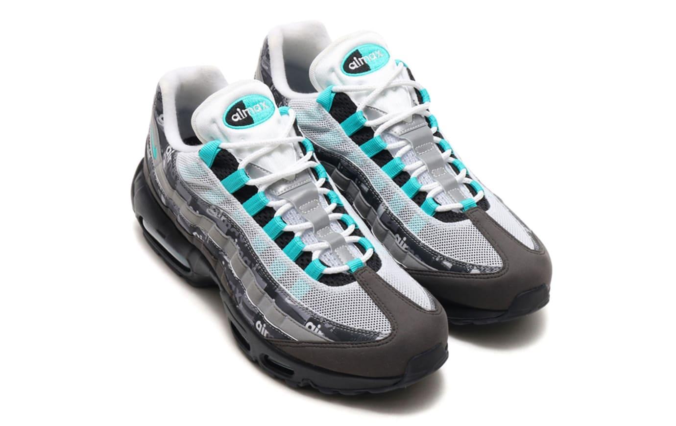 Atmos x Nike Air Max 95 'Jade/We Love Nike' (Pair)