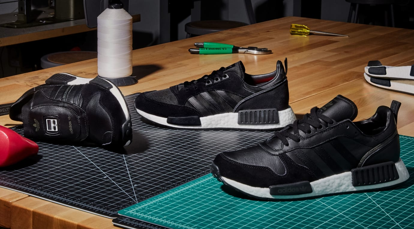 aef12a9ac9112 Adidas Never Made Collection  Triple Black  Release Date