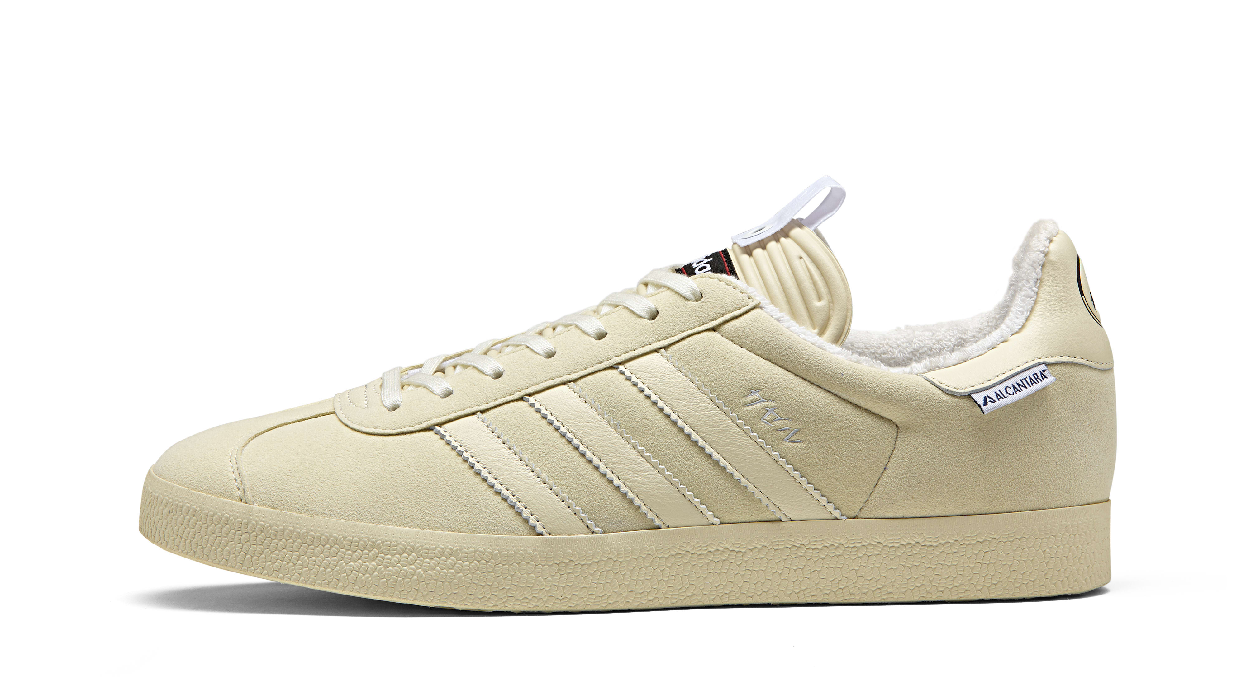 Adidas SlamJam x United Arrow and Sons Gazelle