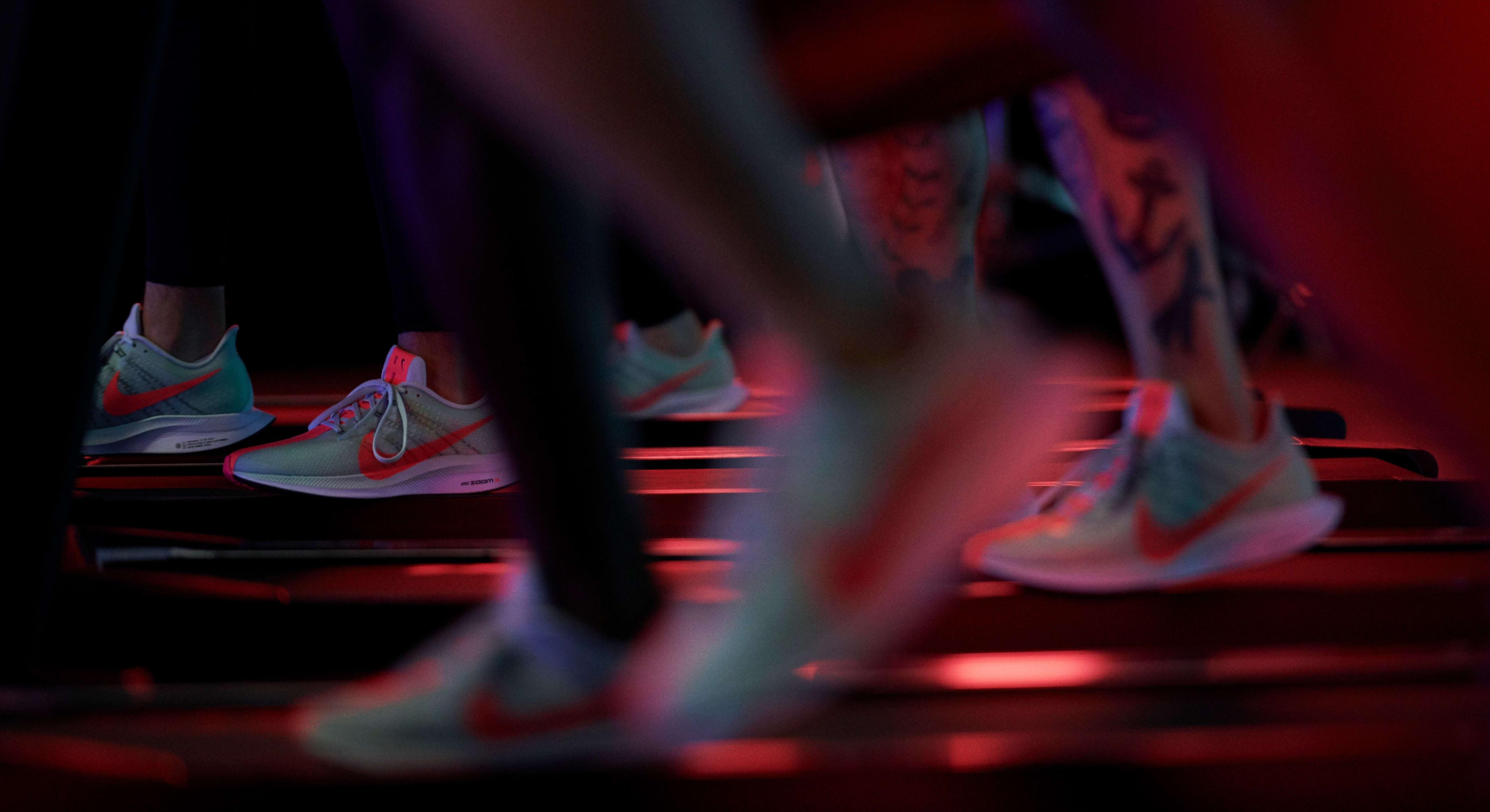 Nike Zoom Pegasus Turbo (On-Foot)