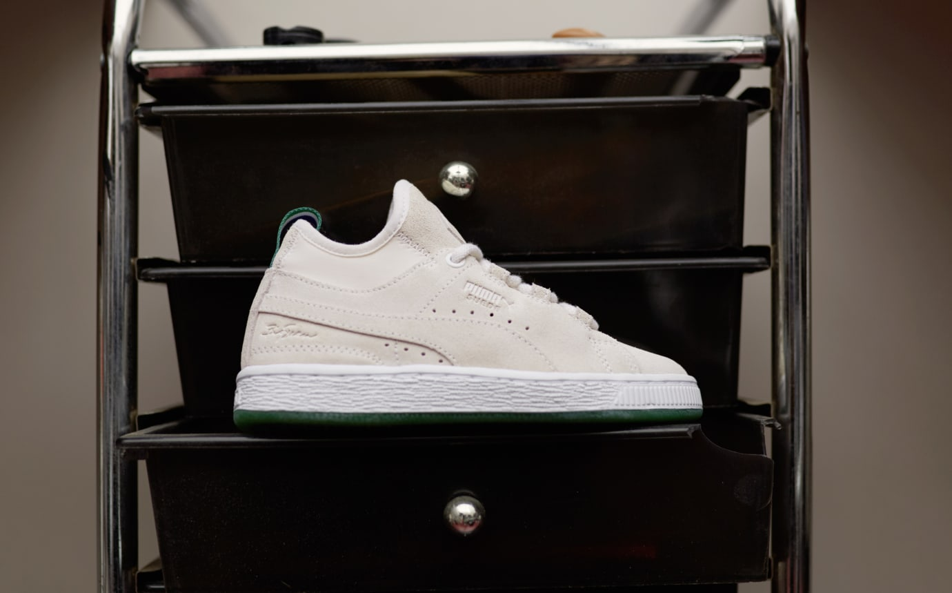 Big Sean x Puma Suede 50 (Side)