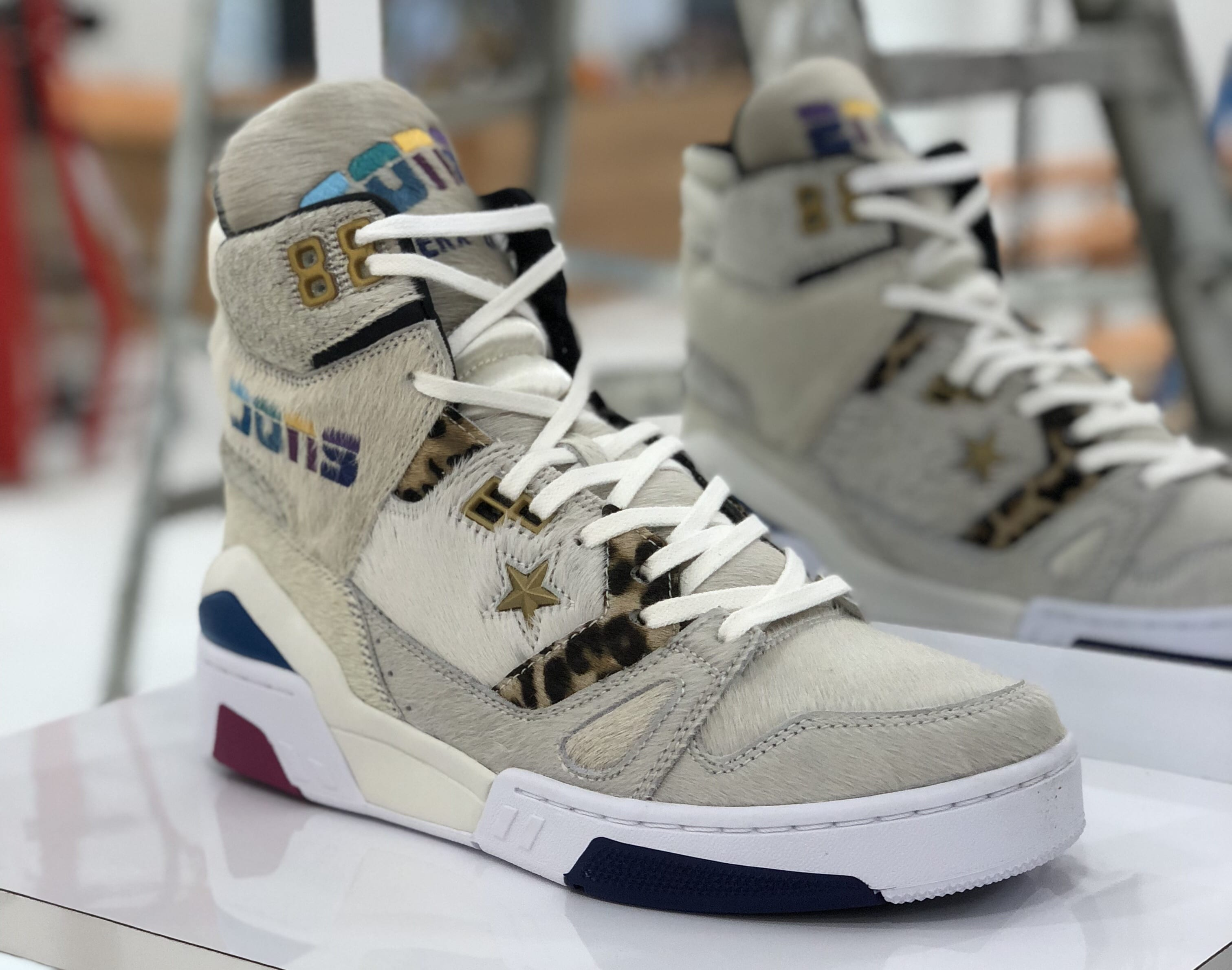 Don C x Converse ERX 'Pony Hair' (Front)