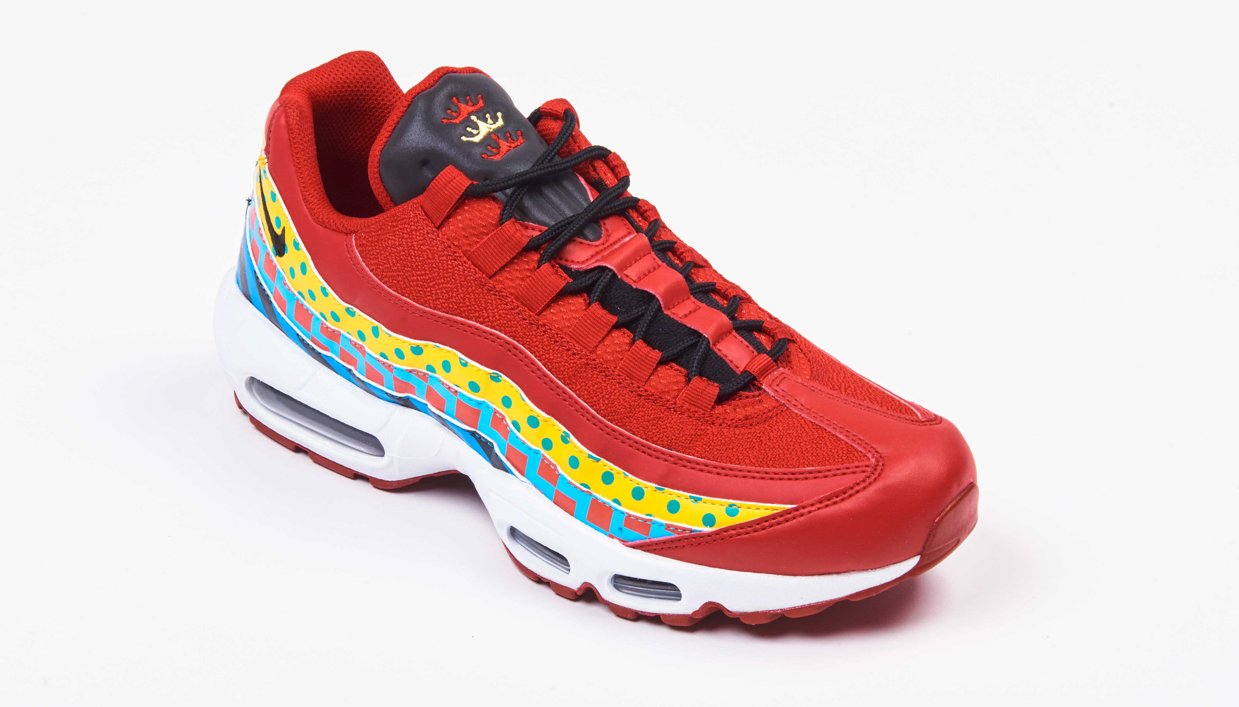 Nike Air Max 95 Baltimore 'Home and Away' Pack Release Date
