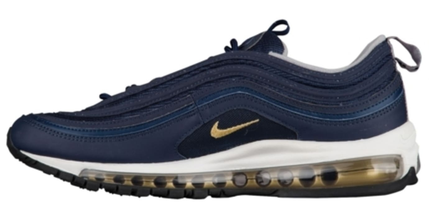 Nike Air Max 97 'Navy' (Medial)