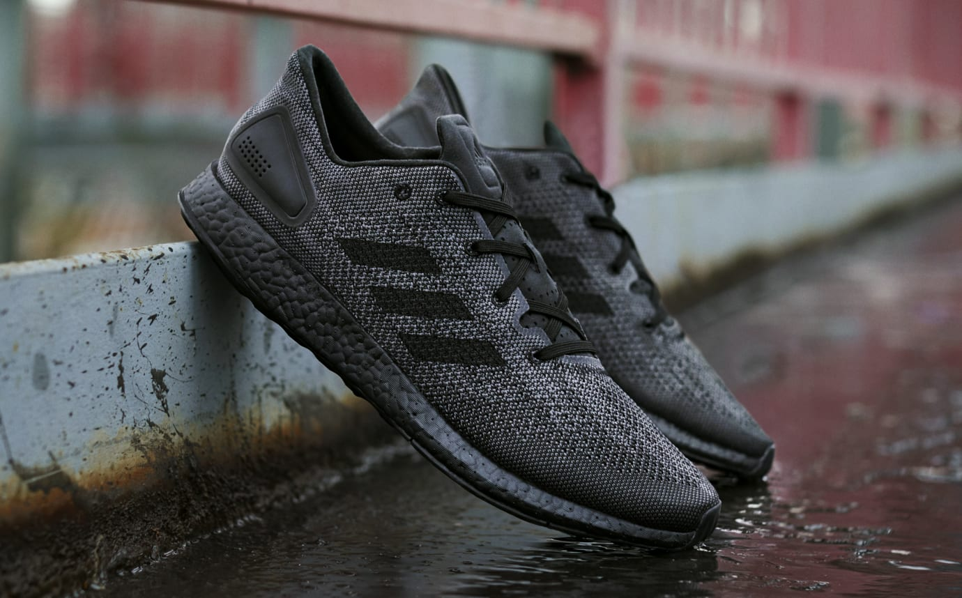 Adidas PureBOOST DPR 'Triple Black' (Pair)