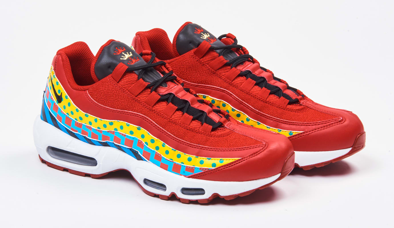 Nike Air Max 95 'Baltimore Home' 2