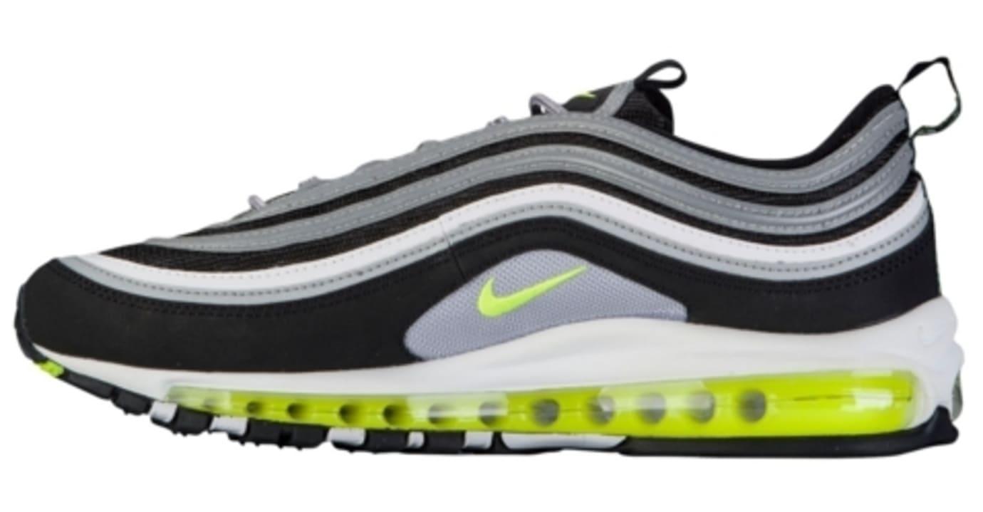 Nike Air Max 97 'Neon' (Medial)